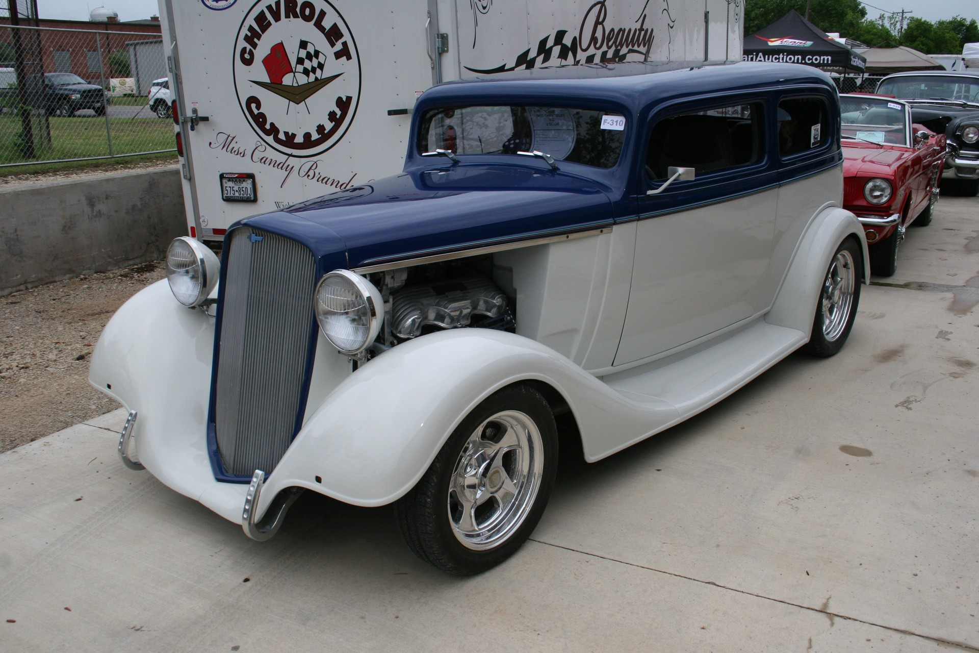 2nd Image of a 1935 CHEVROLET VIC