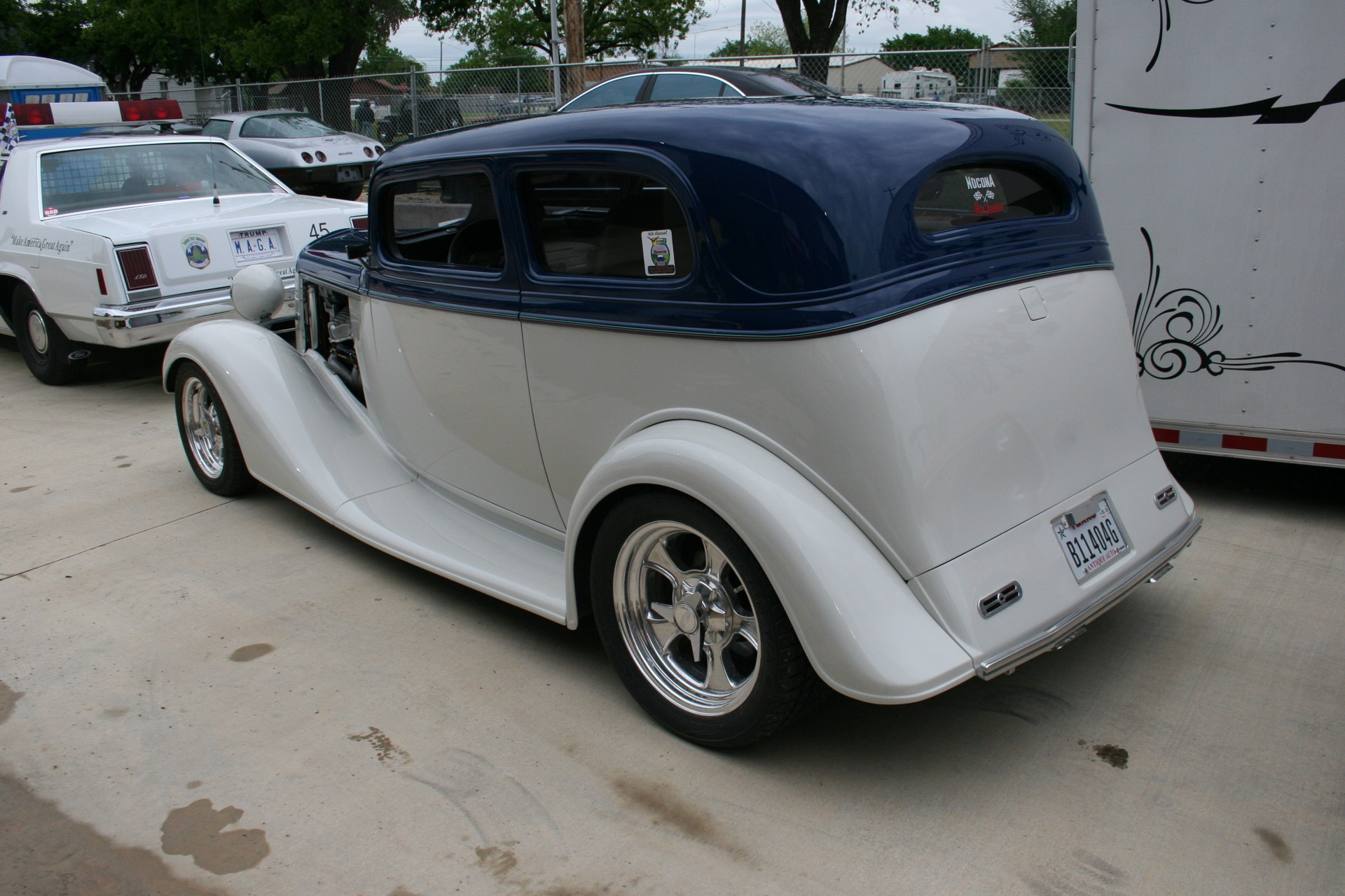 3rd Image of a 1935 CHEVROLET VIC
