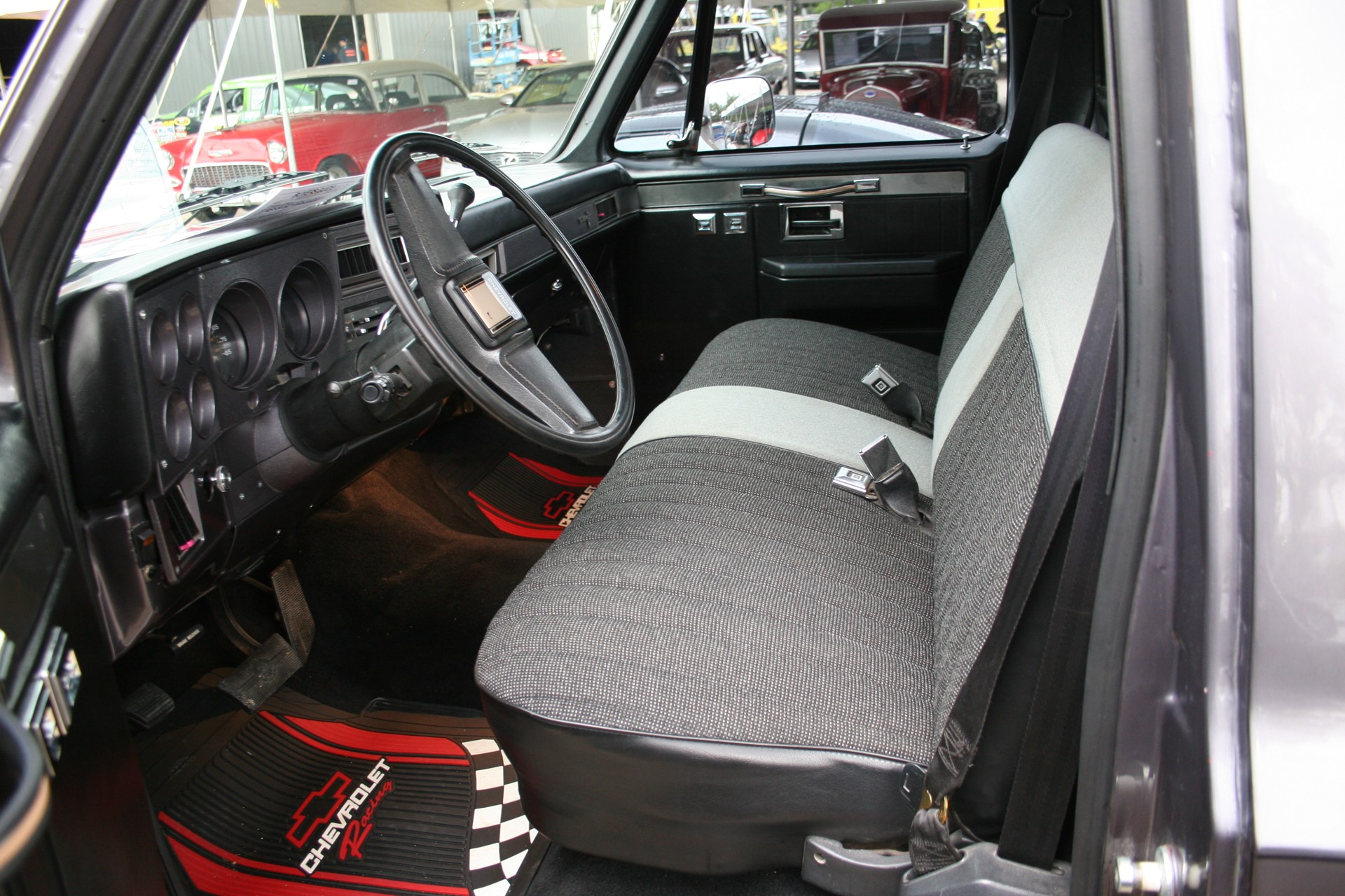 7th Image of a 1986 CHEVROLET C10