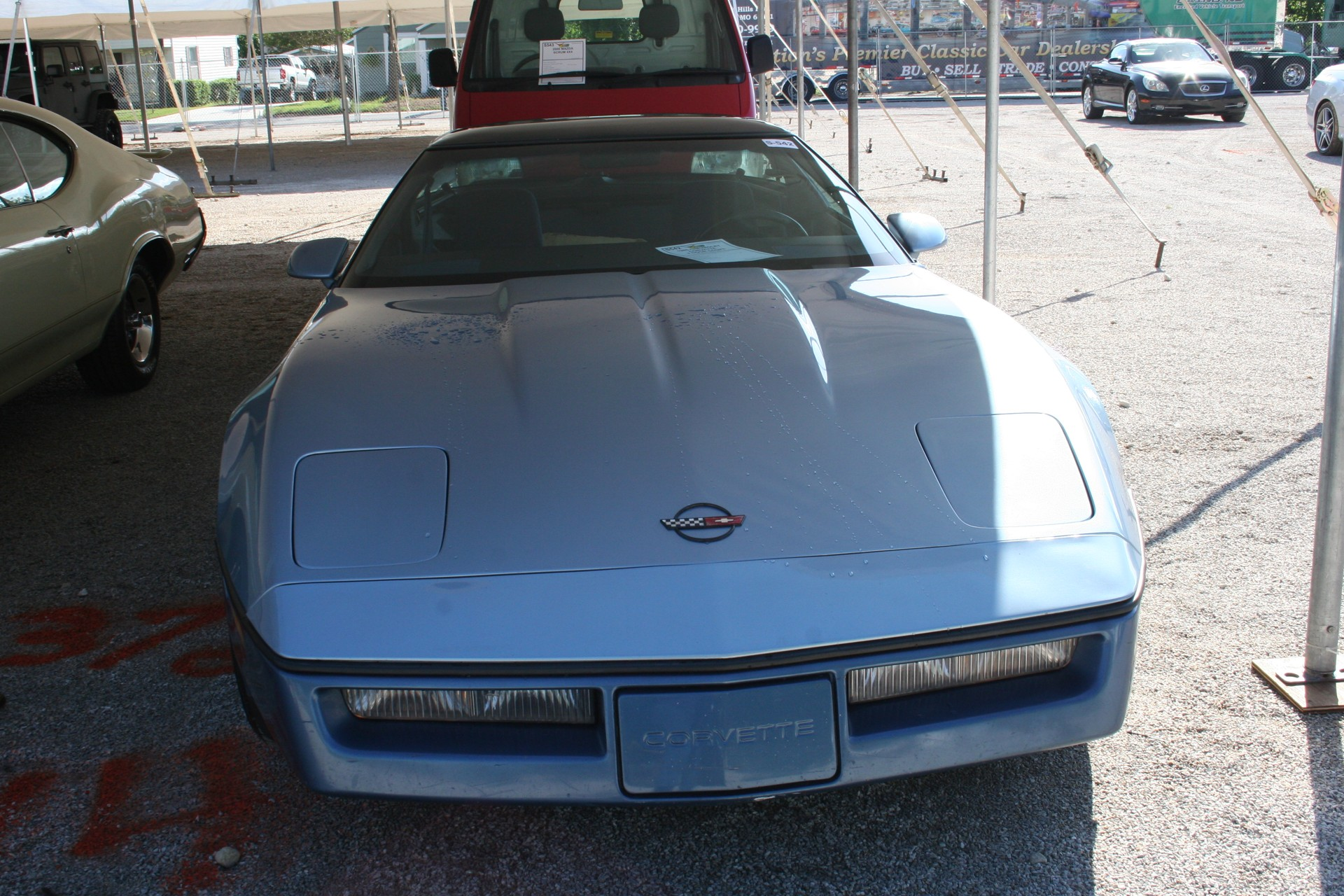1st Image of a 1985 CHEVROLET CORVETTE
