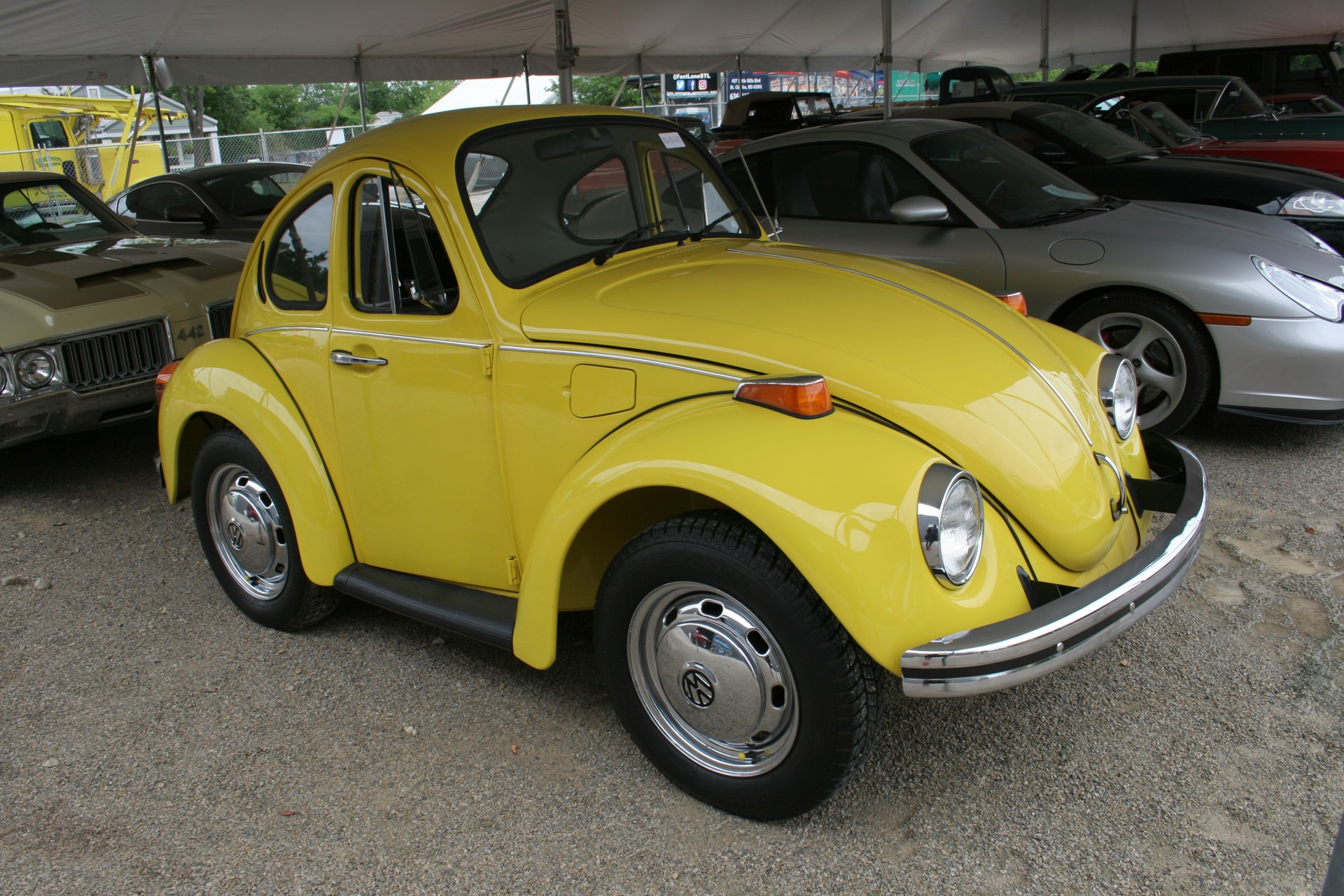 2nd Image of a 1974 VOLKSWAGEN SHORTY