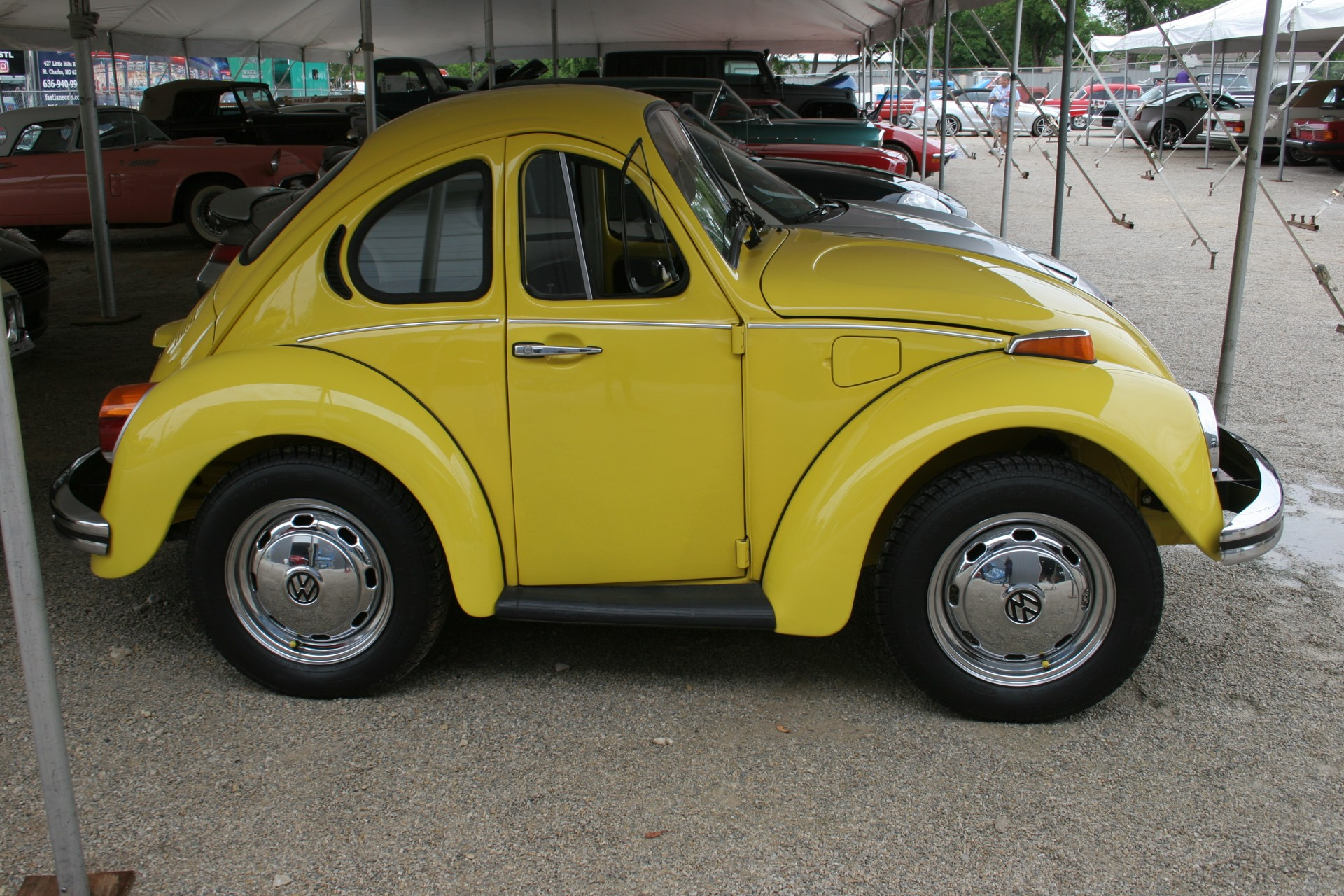 3rd Image of a 1974 VOLKSWAGEN SHORTY