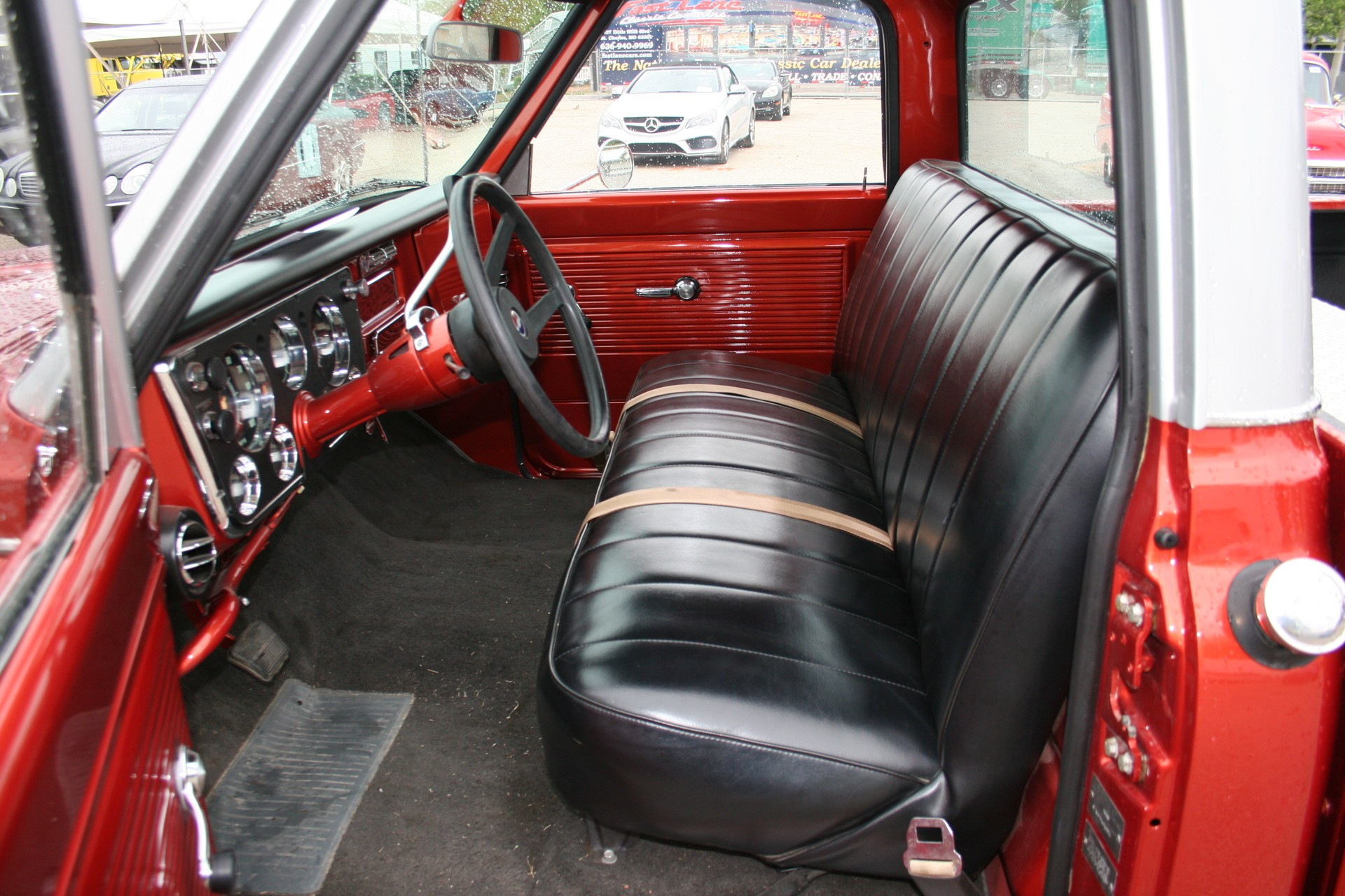 6th Image of a 1968 CHEVROLET C10