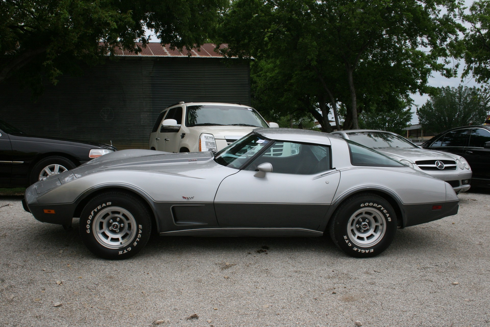 4th Image of a 1978 CHEVROLET CORVETTE