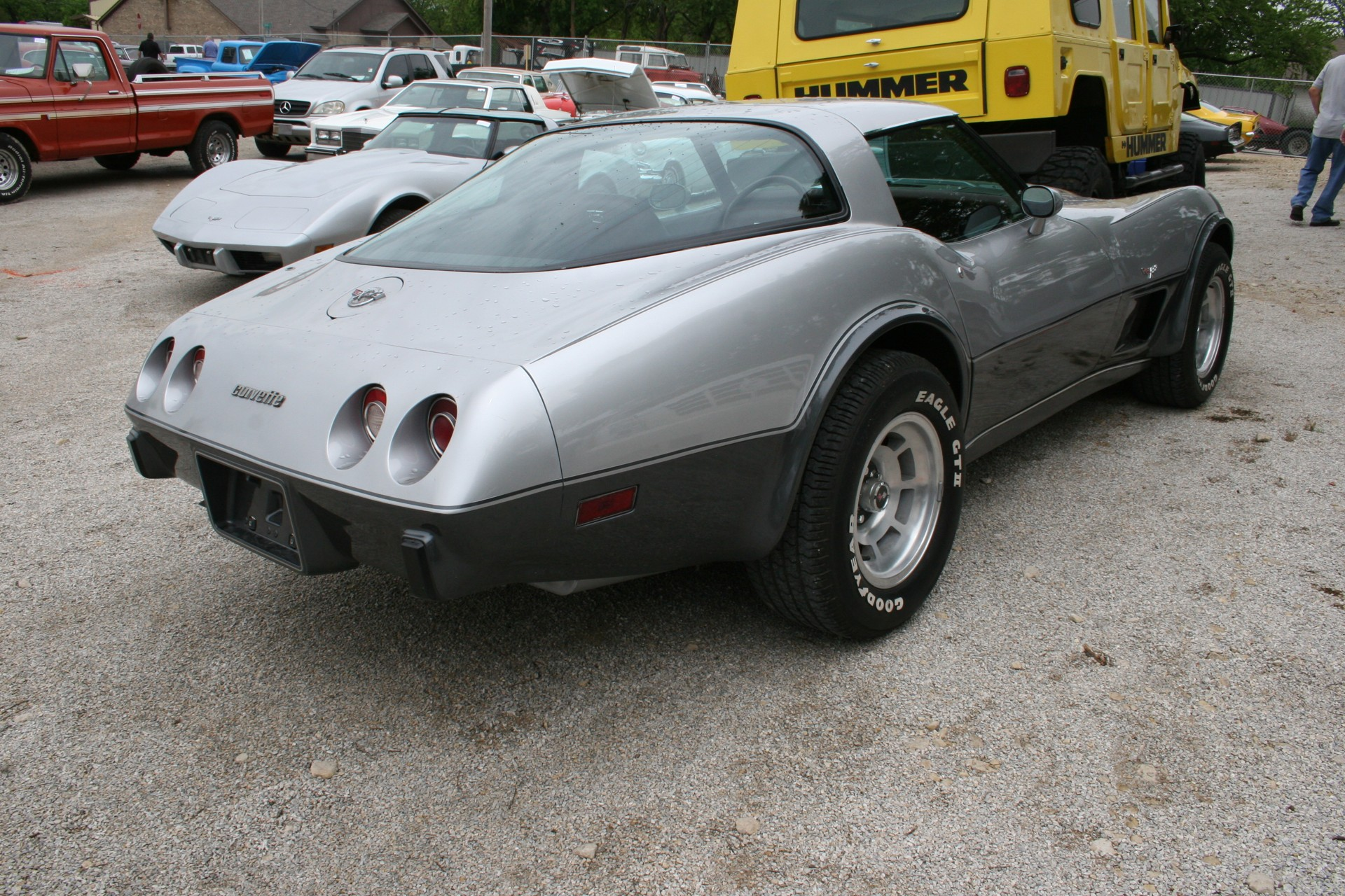 5th Image of a 1978 CHEVROLET CORVETTE