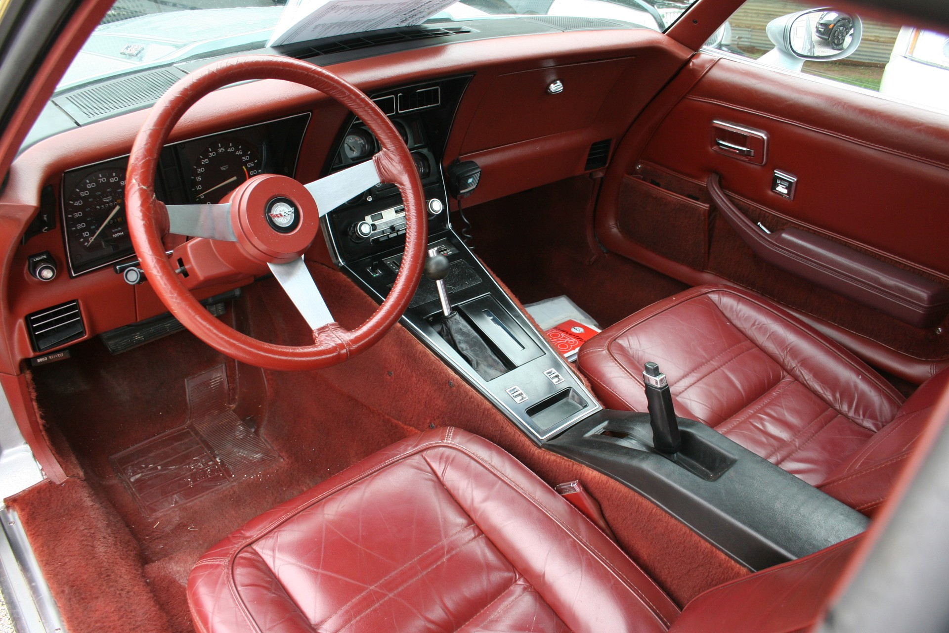 6th Image of a 1978 CHEVROLET CORVETTE