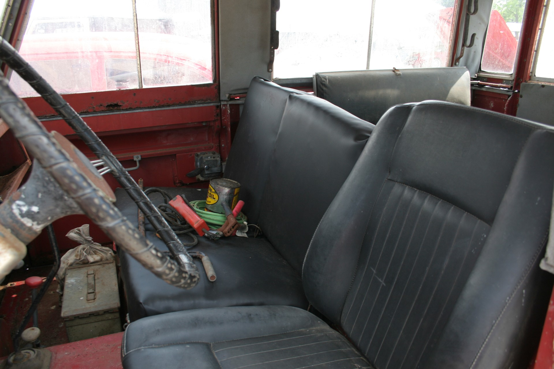 6th Image of a 1966 LANDROVER SERIES2