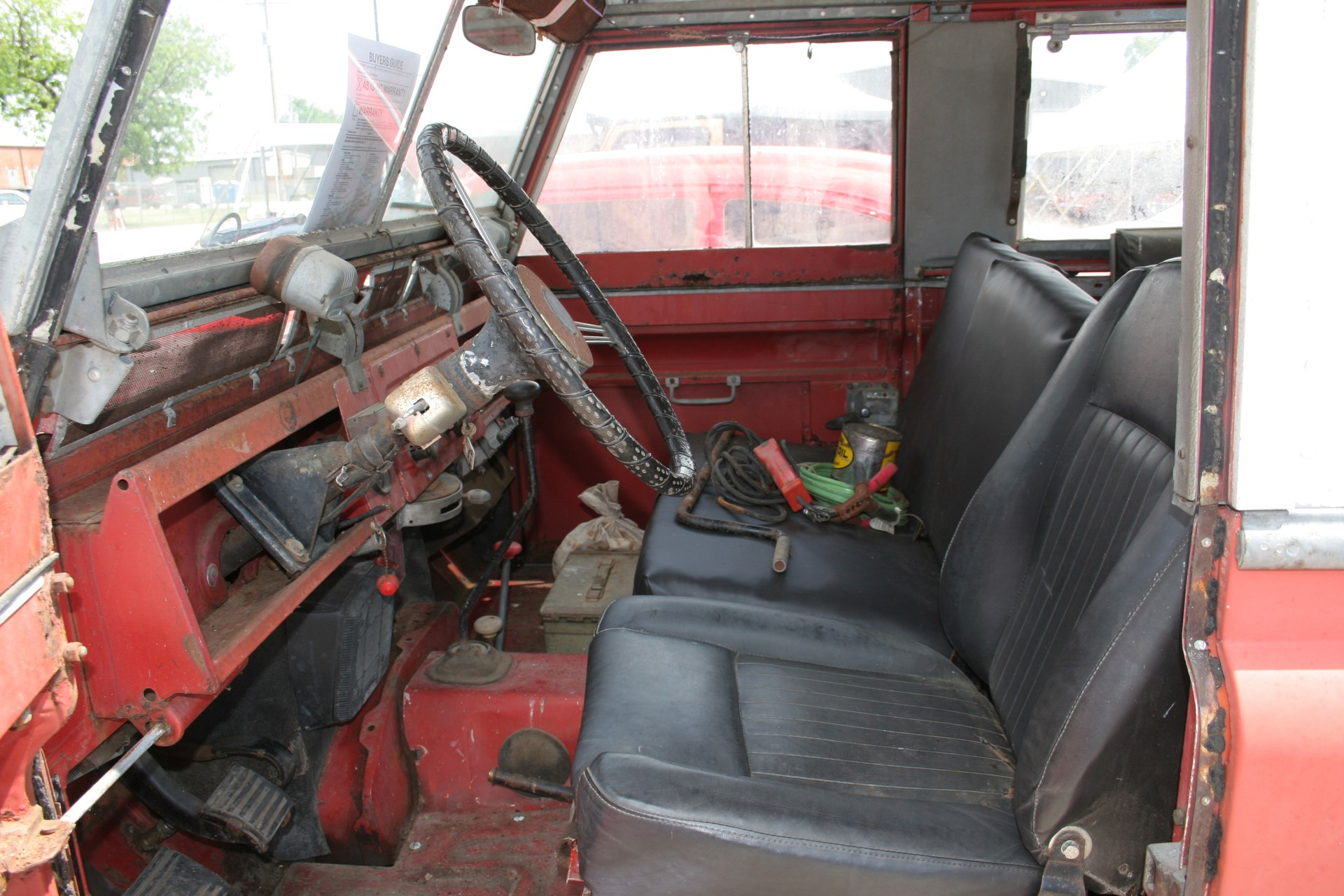 7th Image of a 1966 LANDROVER SERIES2