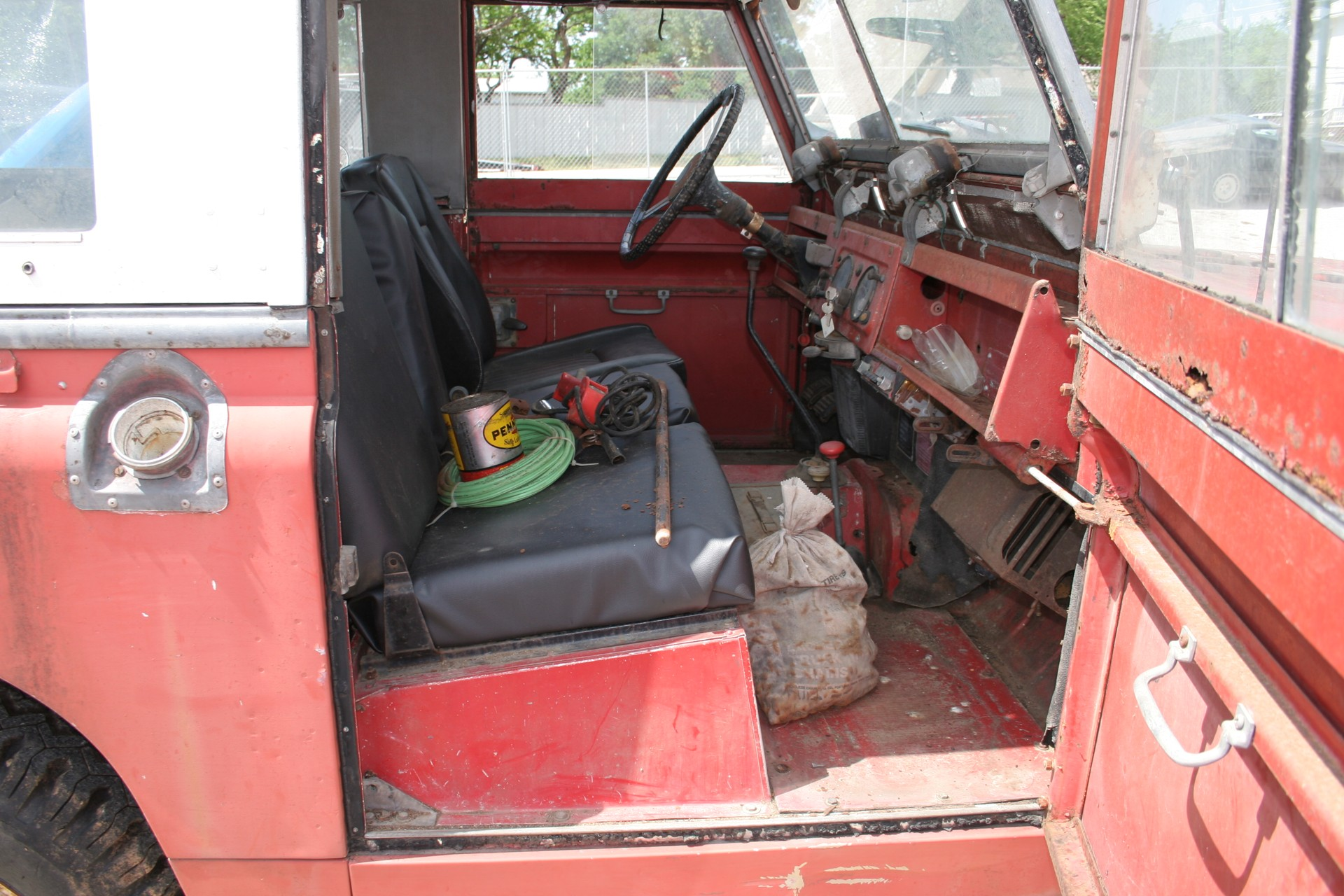 8th Image of a 1966 LANDROVER SERIES2