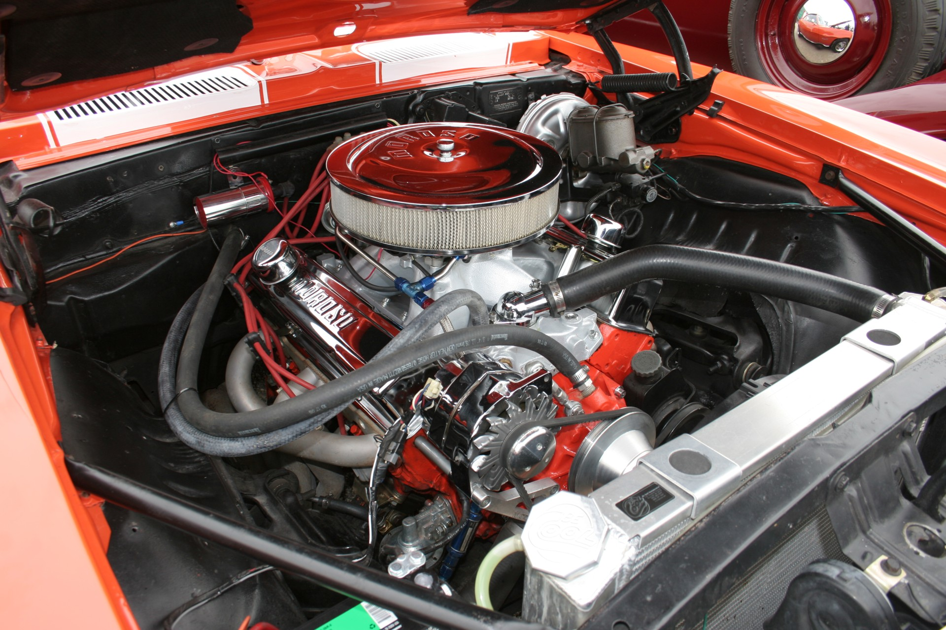 1st Image of a 1969 CHEVROLET X77 Z28