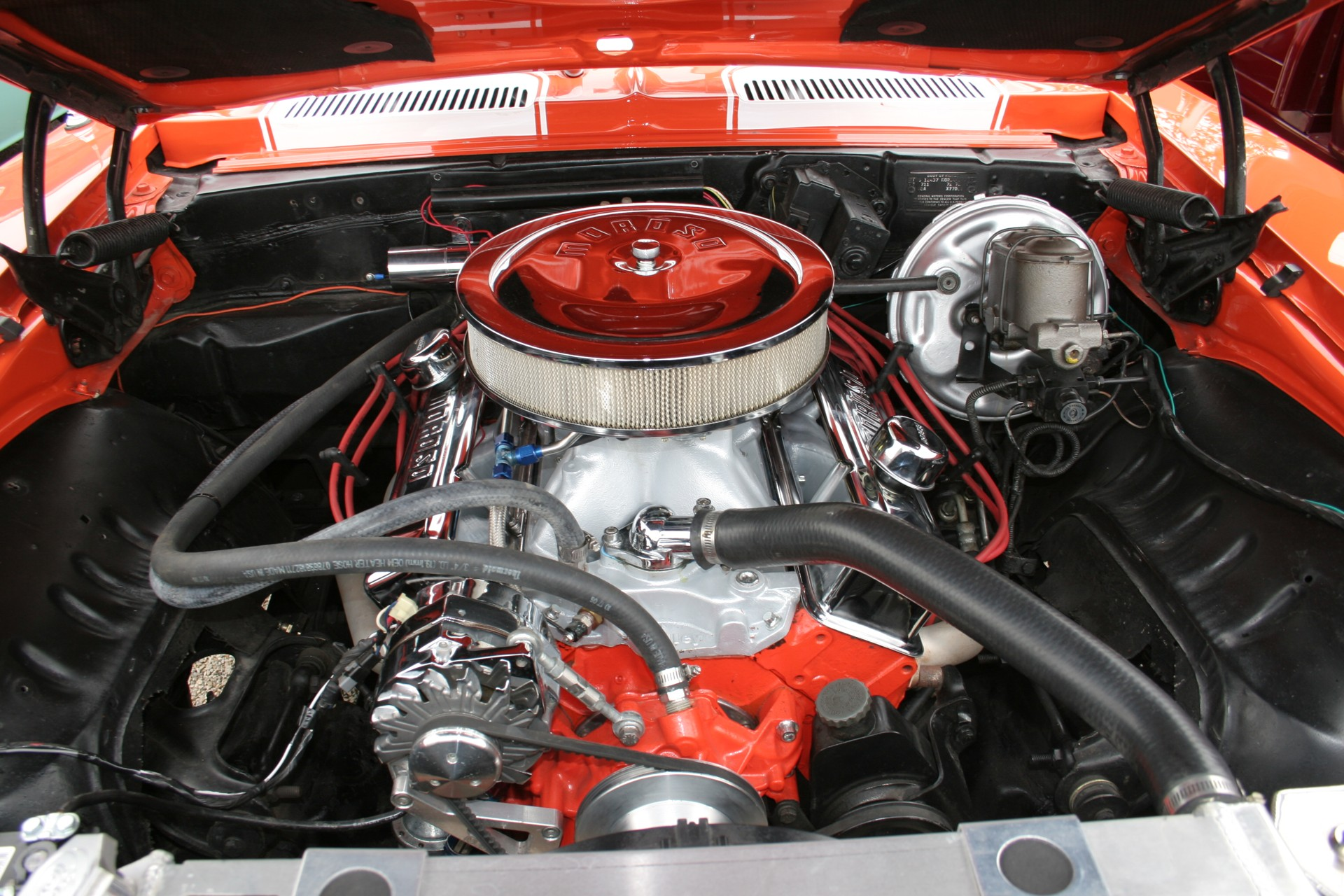 2nd Image of a 1969 CHEVROLET X77 Z28