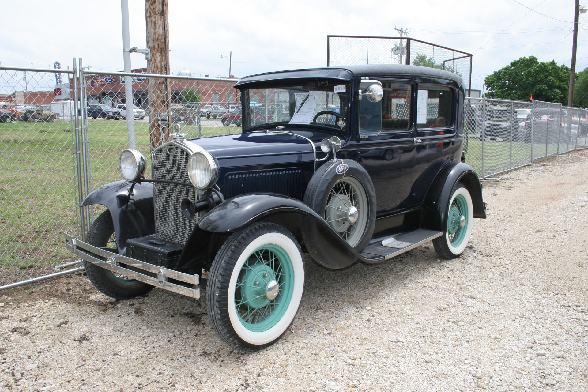 3rd Image of a 1931 FORD MODEL A