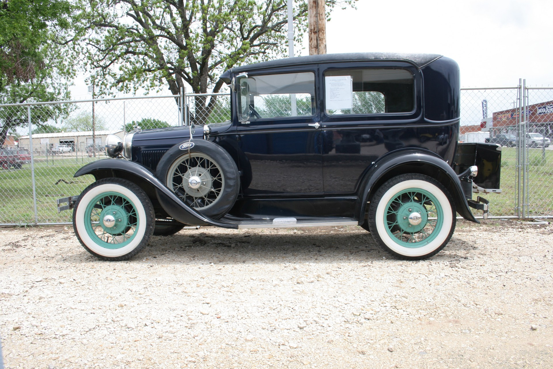 4th Image of a 1931 FORD MODEL A