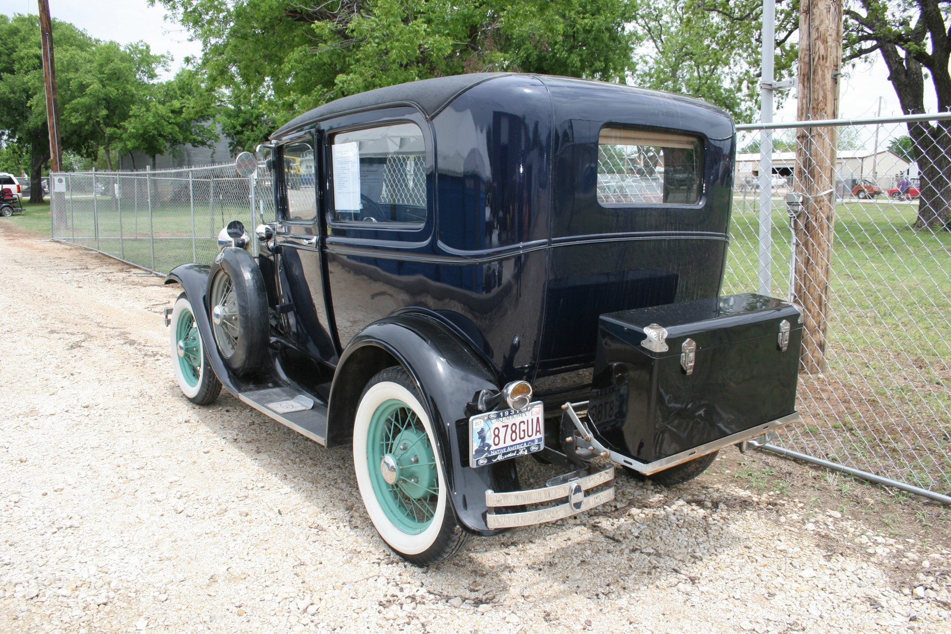5th Image of a 1931 FORD MODEL A