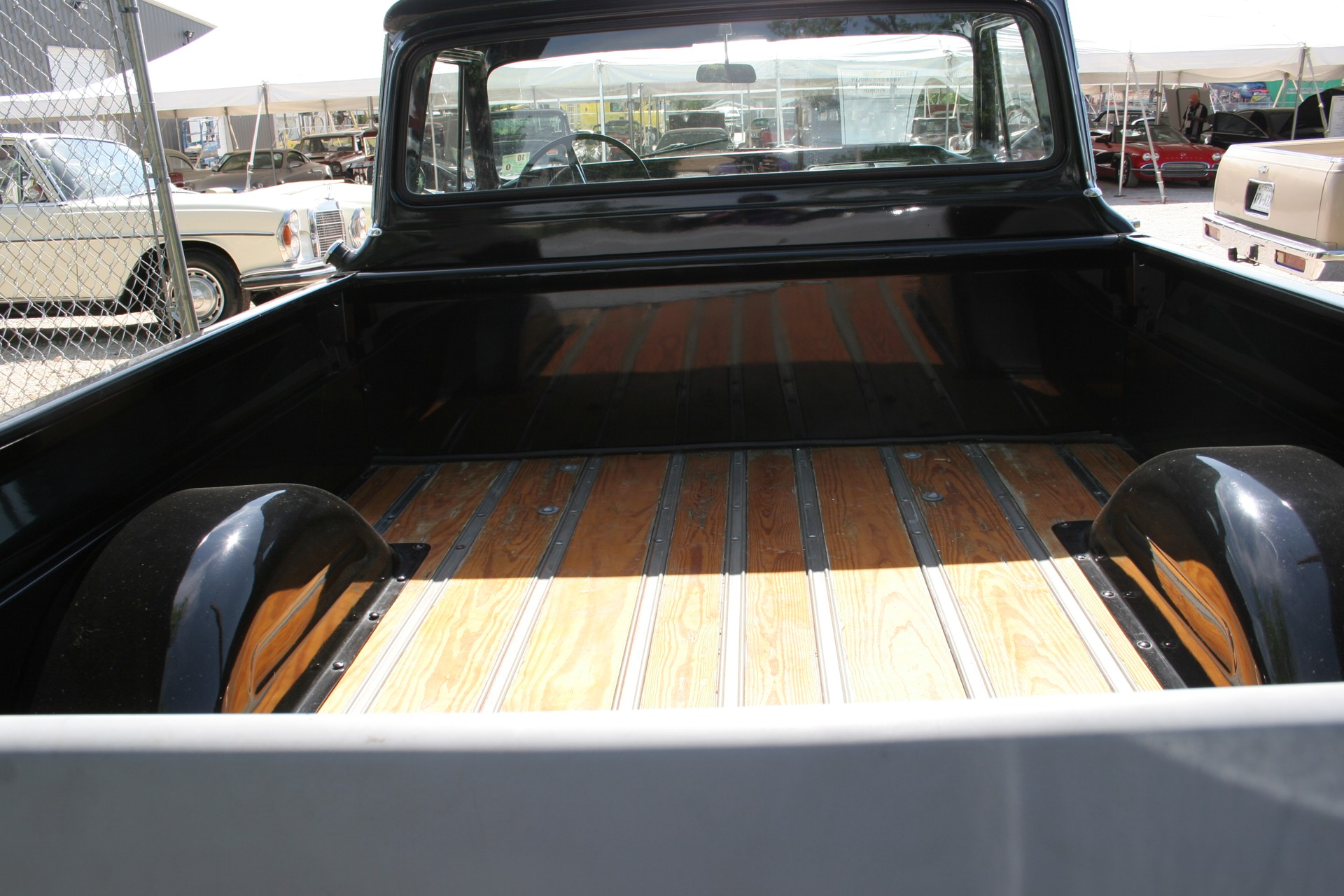 5th Image of a 1964 CHEVROLET FACTORY SHORT WIDE BED