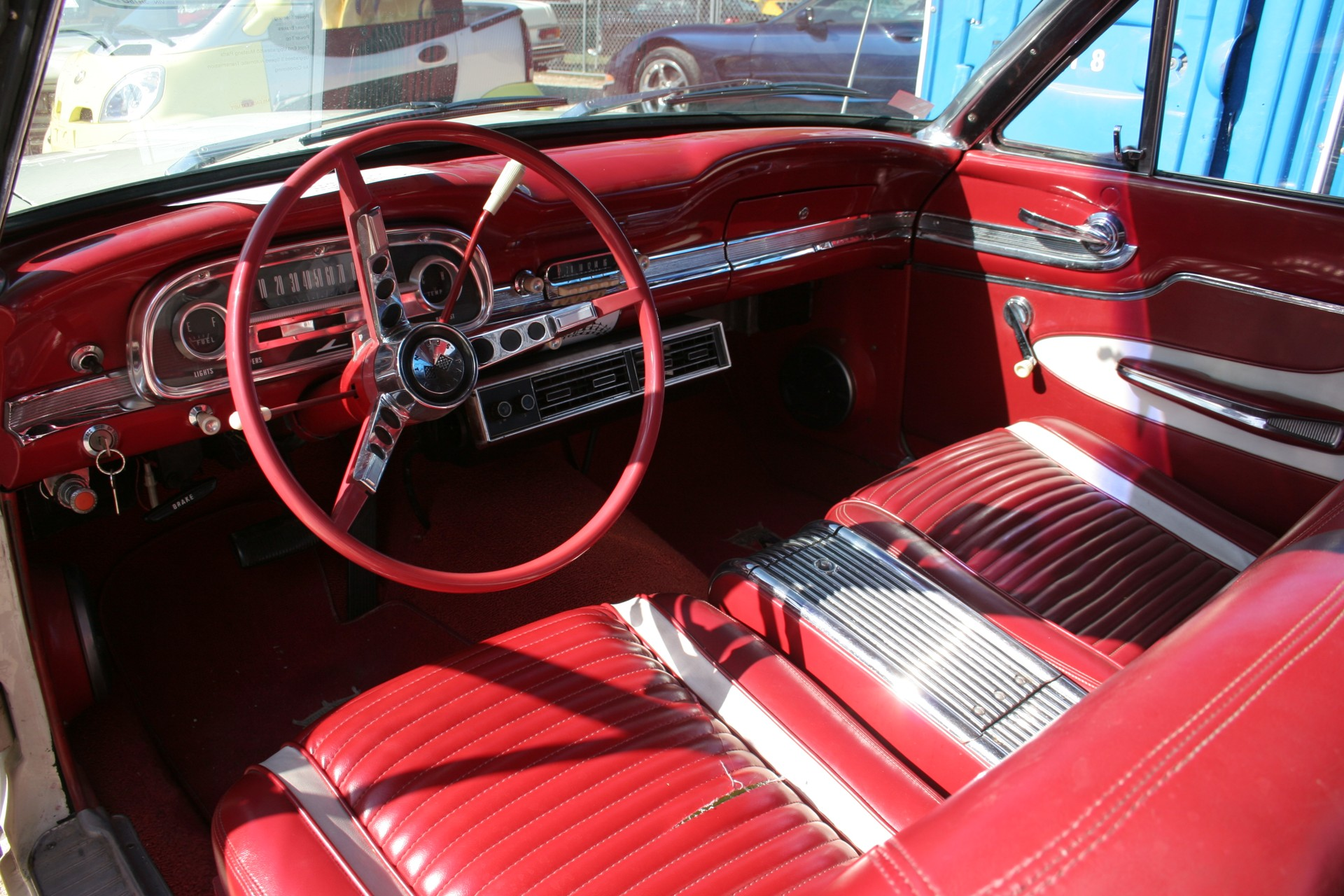 6th Image of a 1963 FORD FALCON