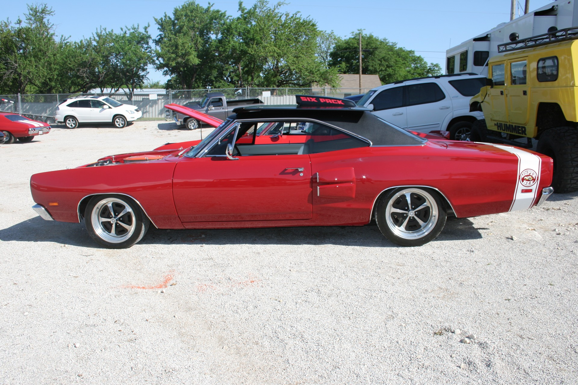 3rd Image of a 1969 DODGE CORONET SUPERBEE