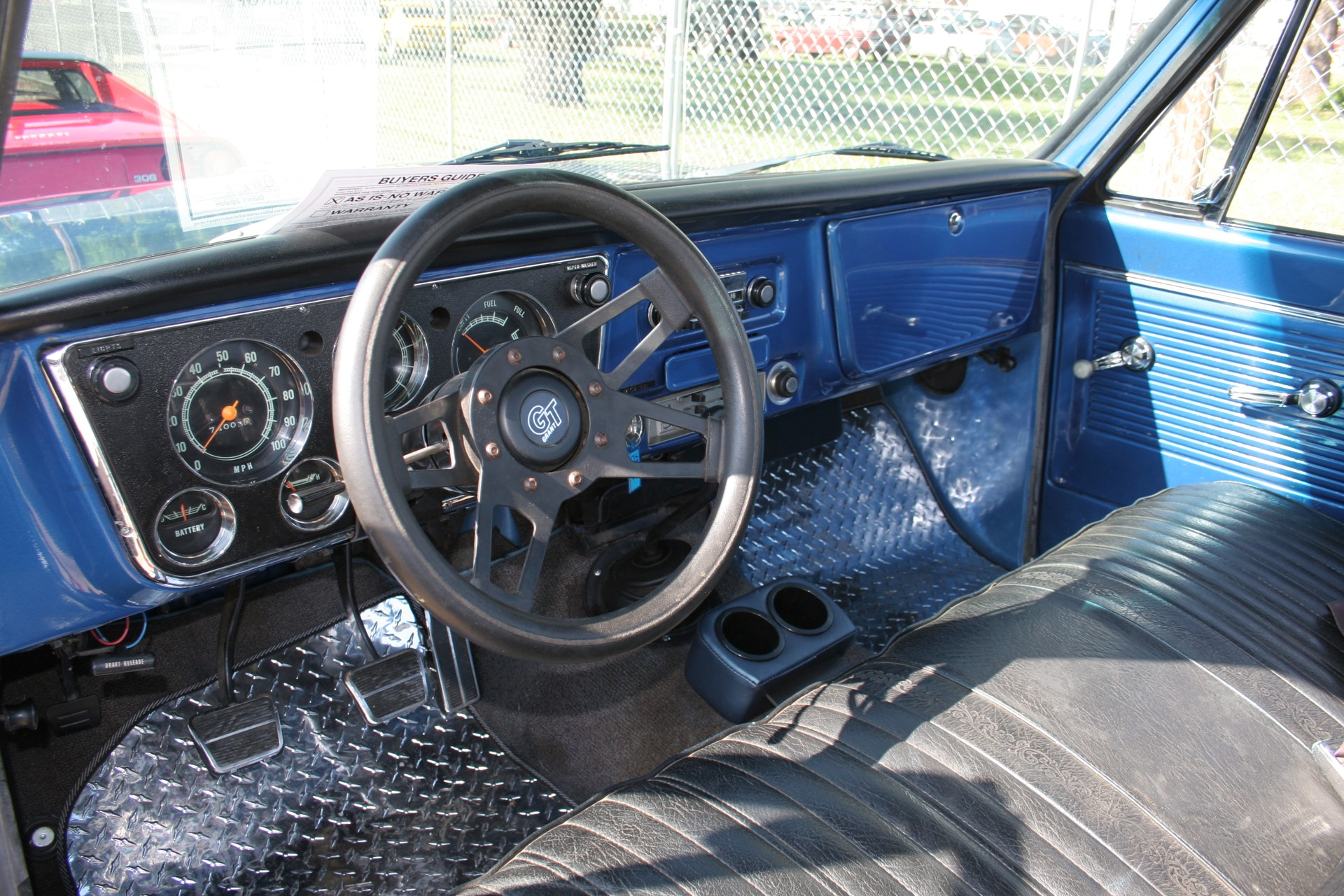 7th Image of a 1971 CHEVROLET PICKUP