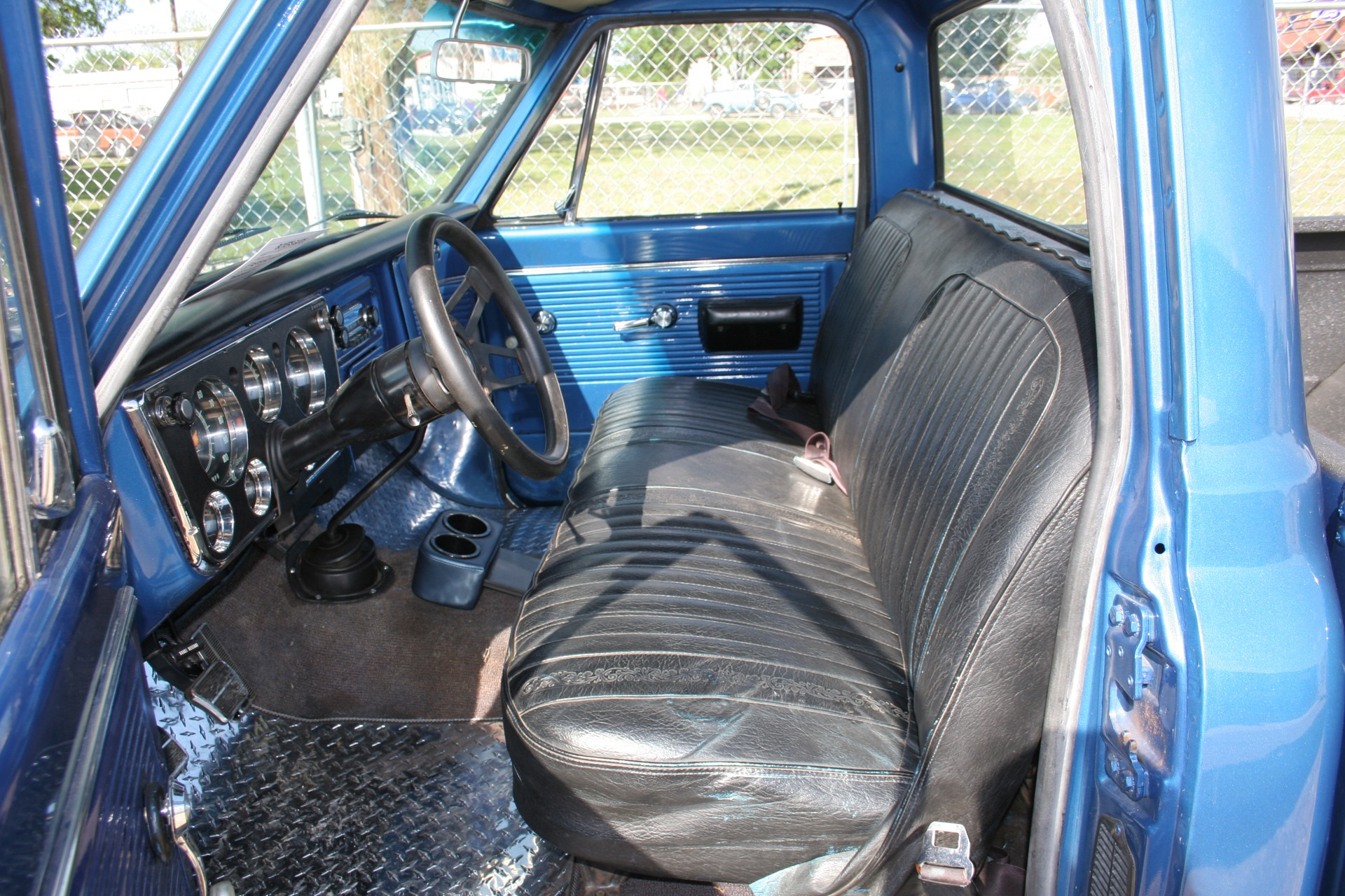 8th Image of a 1971 CHEVROLET PICKUP