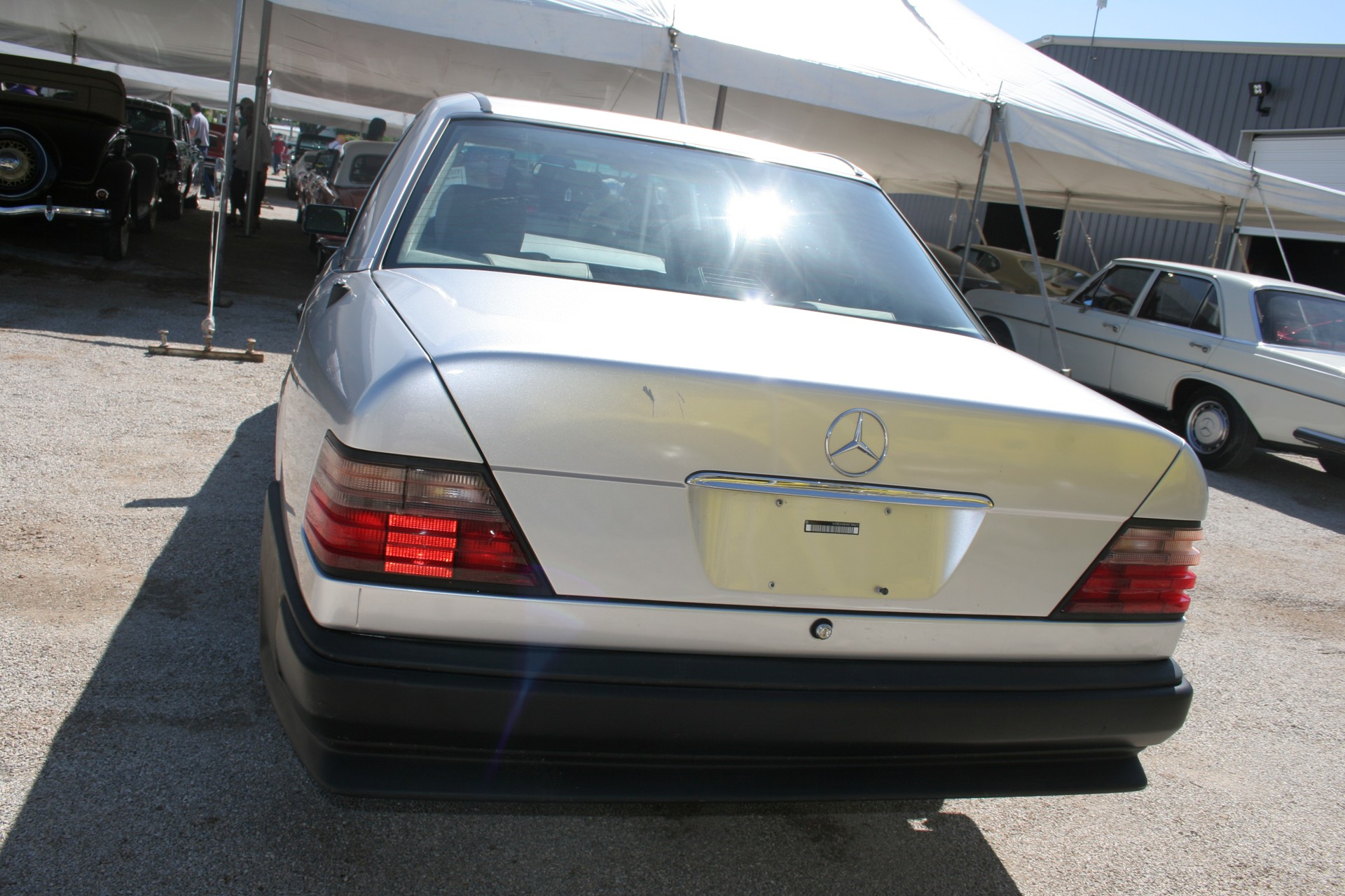 6th Image of a 1995 MERCEDES-BENZ E420