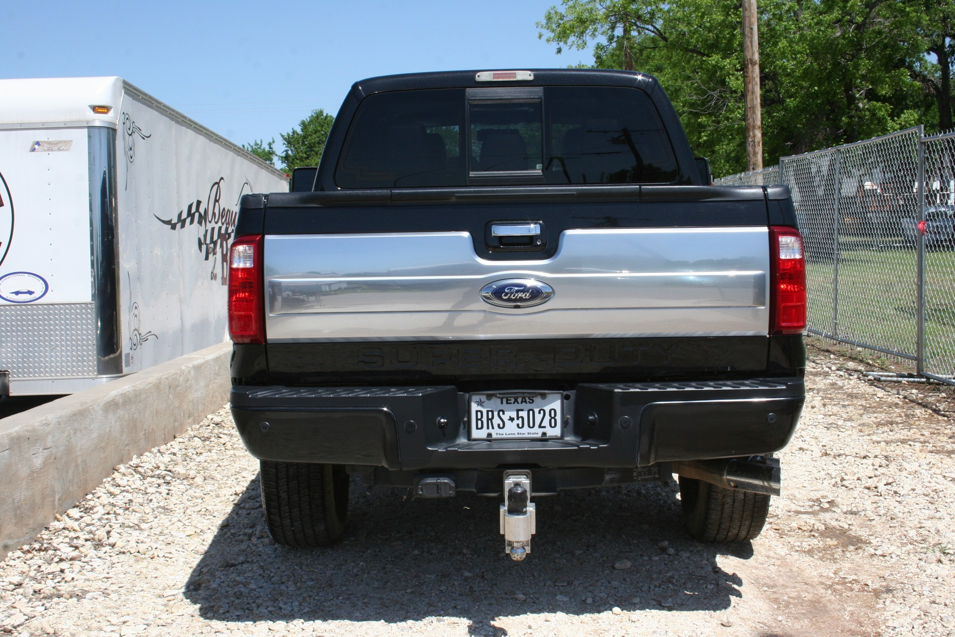 5th Image of a 2013 FORD F-250 SUPER DUTY