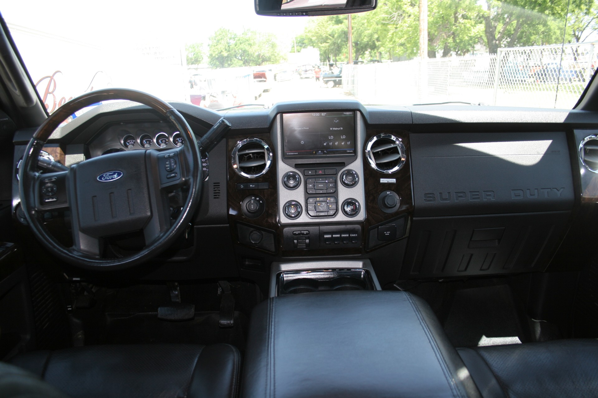 9th Image of a 2013 FORD F-250 SUPER DUTY