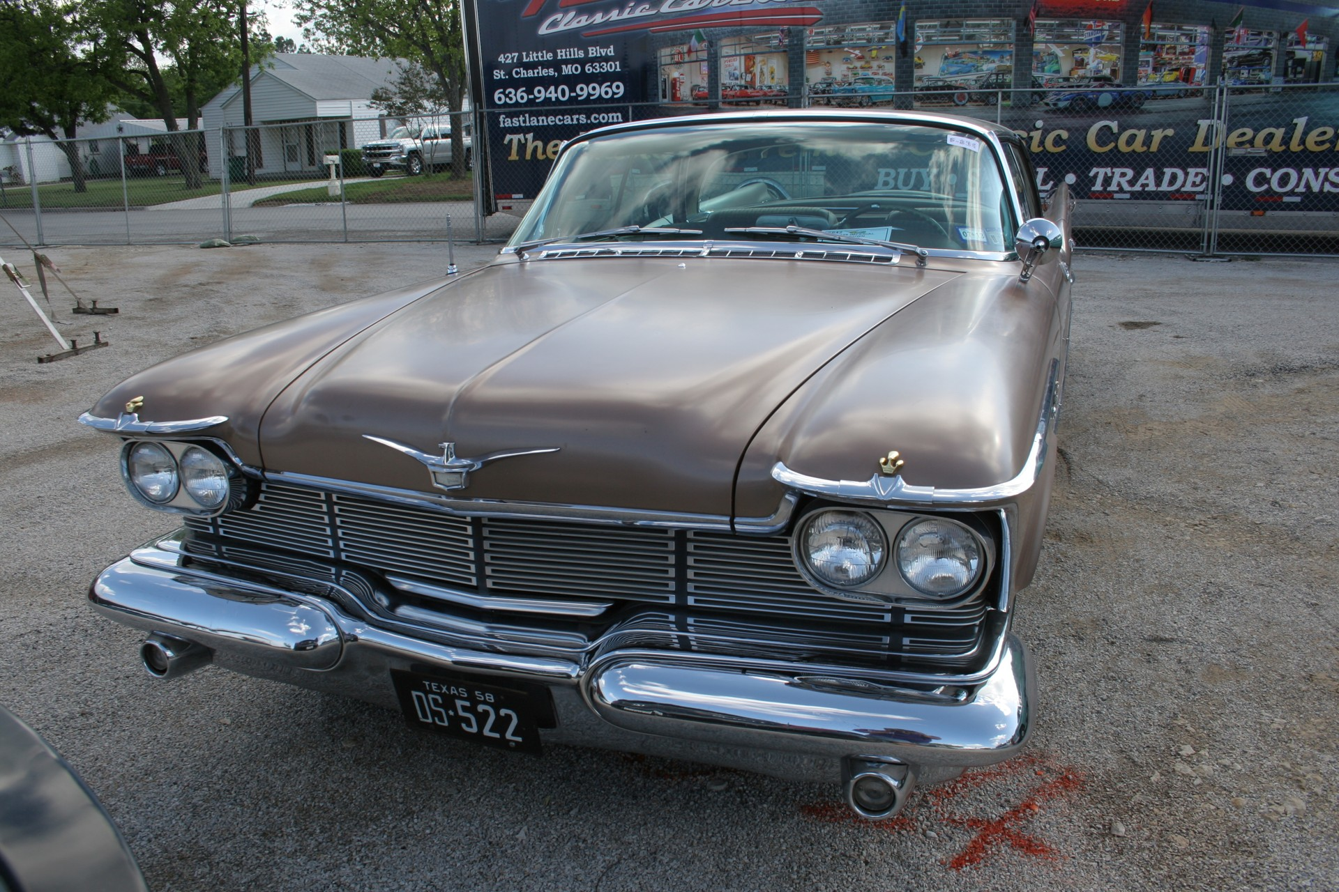 1st Image of a 1958 IMPERIAL CROWN
