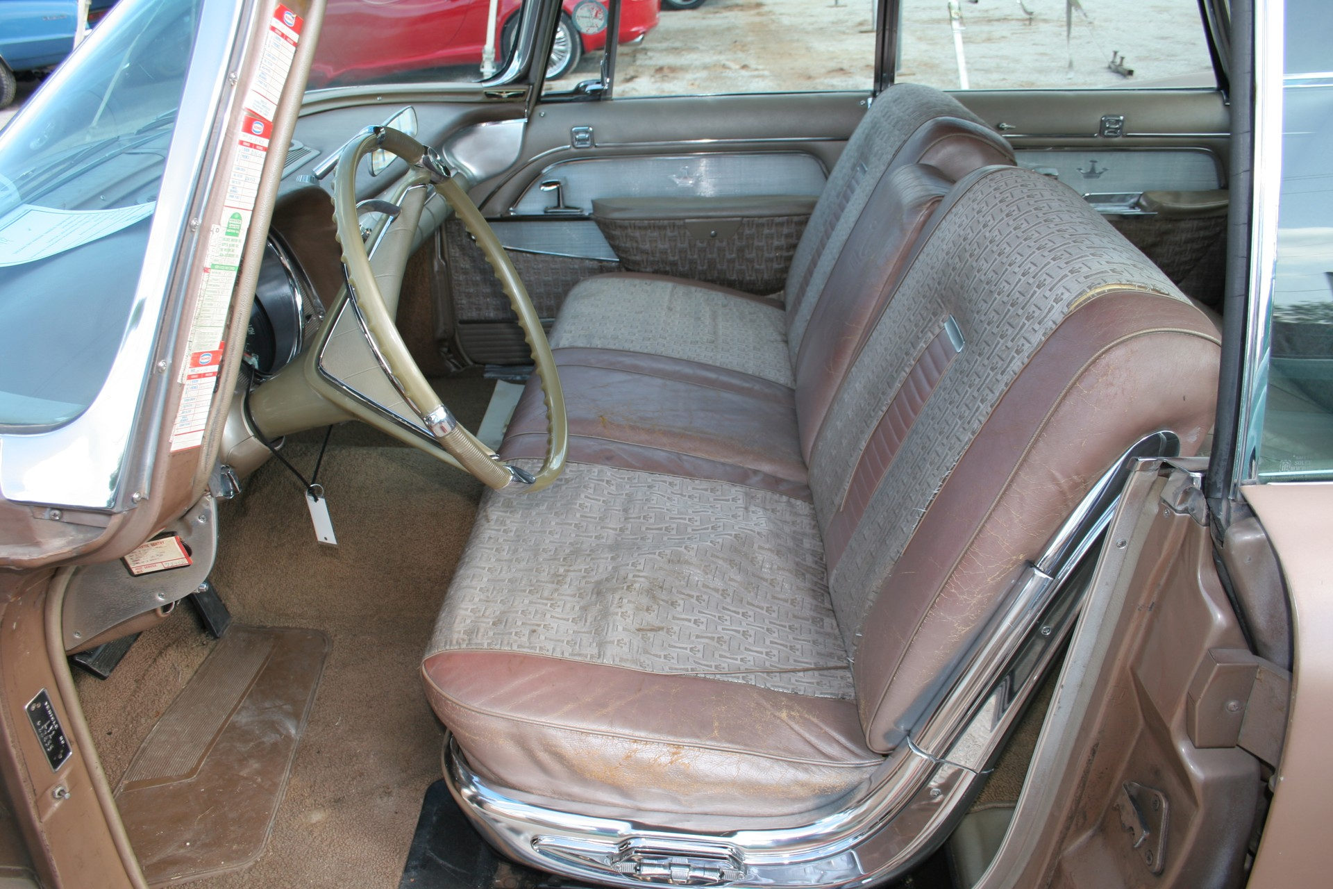7th Image of a 1958 IMPERIAL CROWN