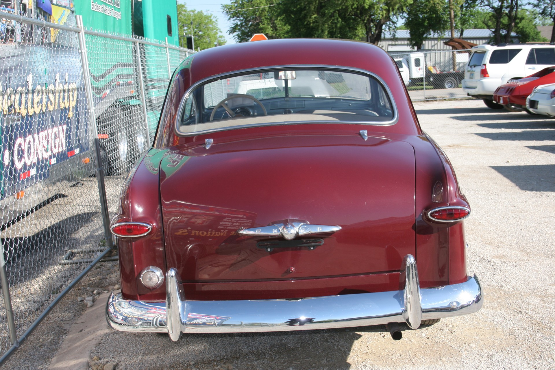4th Image of a 1949 FORD SHOEBOX