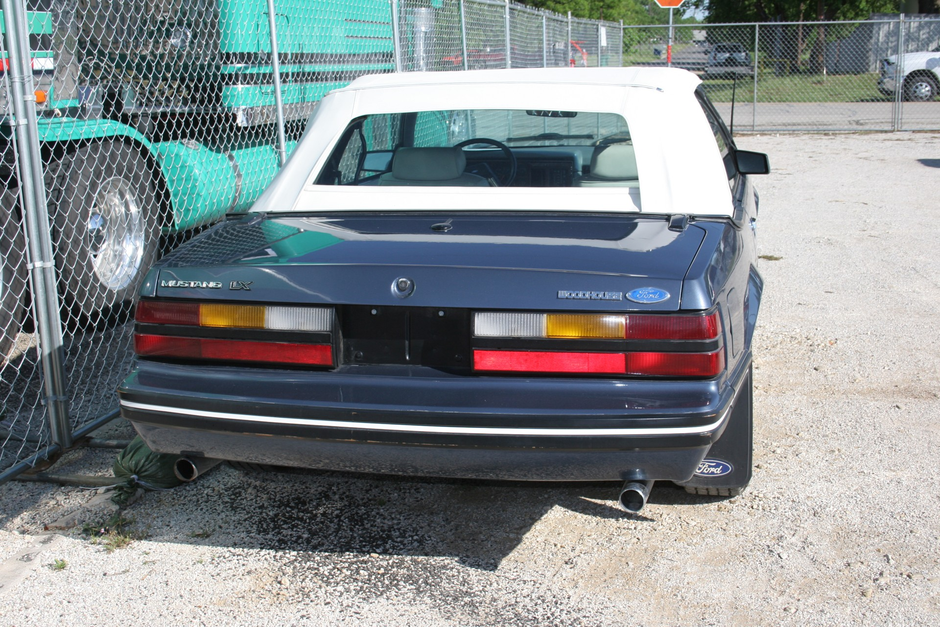 5th Image of a 1984 FORD MUSTANG LX