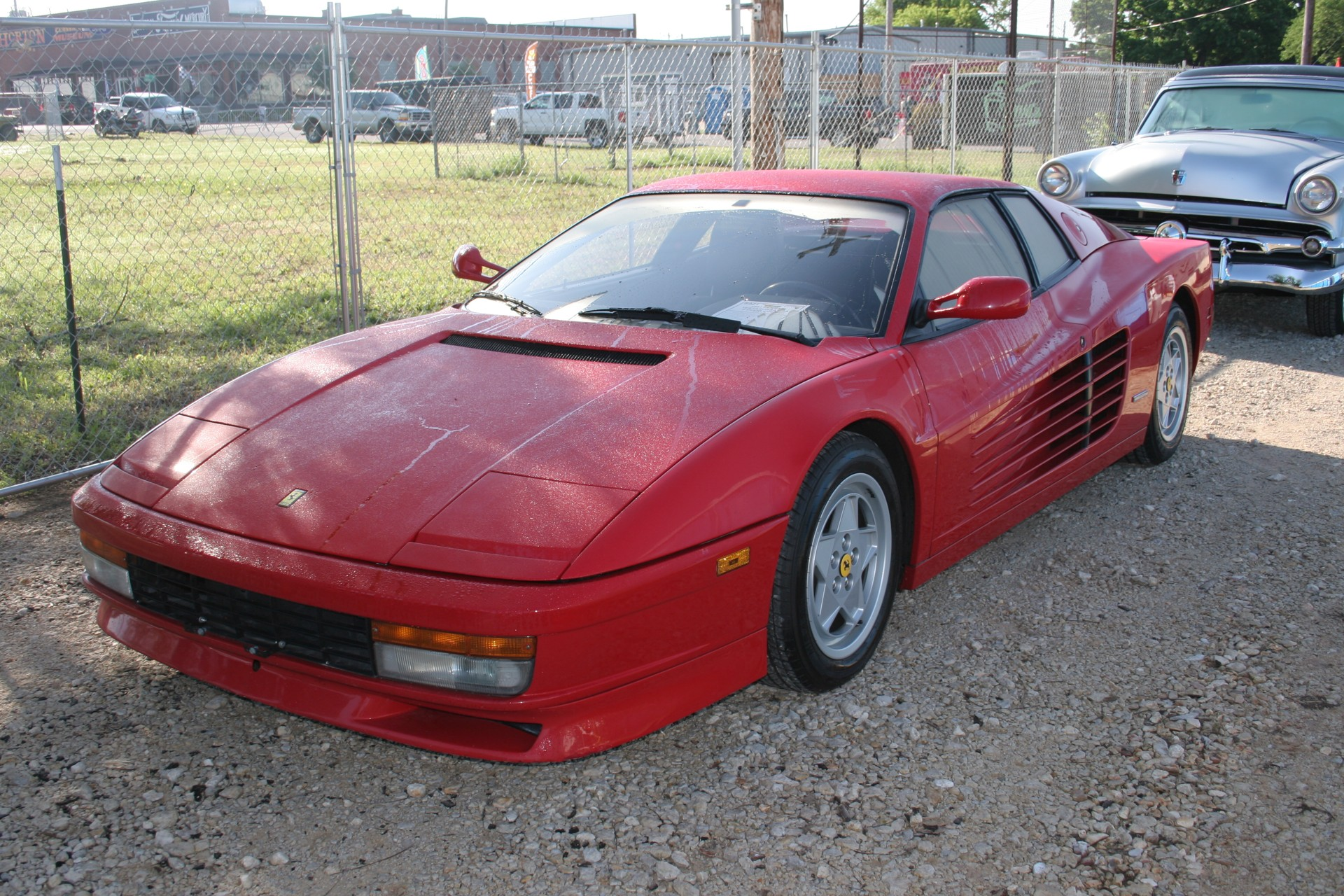 2nd Image of a 1991 FERRARI TESTAROSSA USA