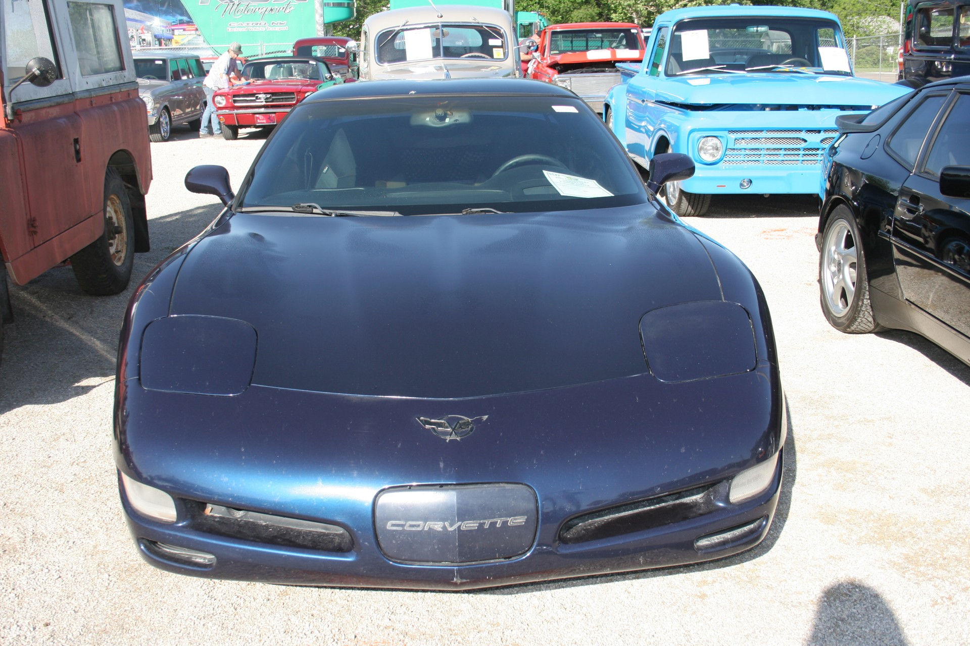 1st Image of a 2001 CHEVROLET CORVETTE