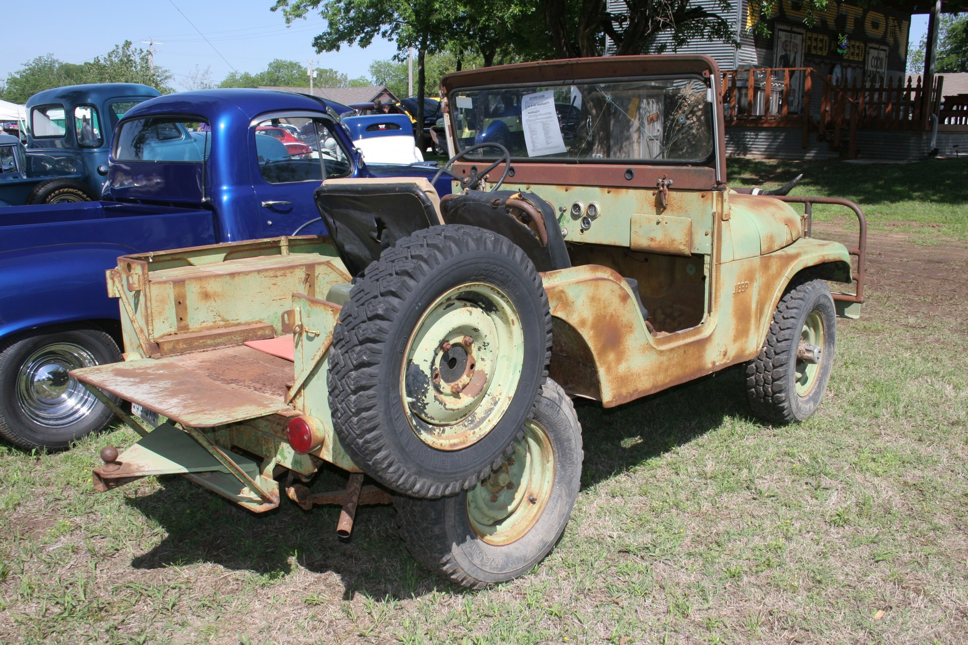 4th Image of a 1955 JEEP WILLYS
