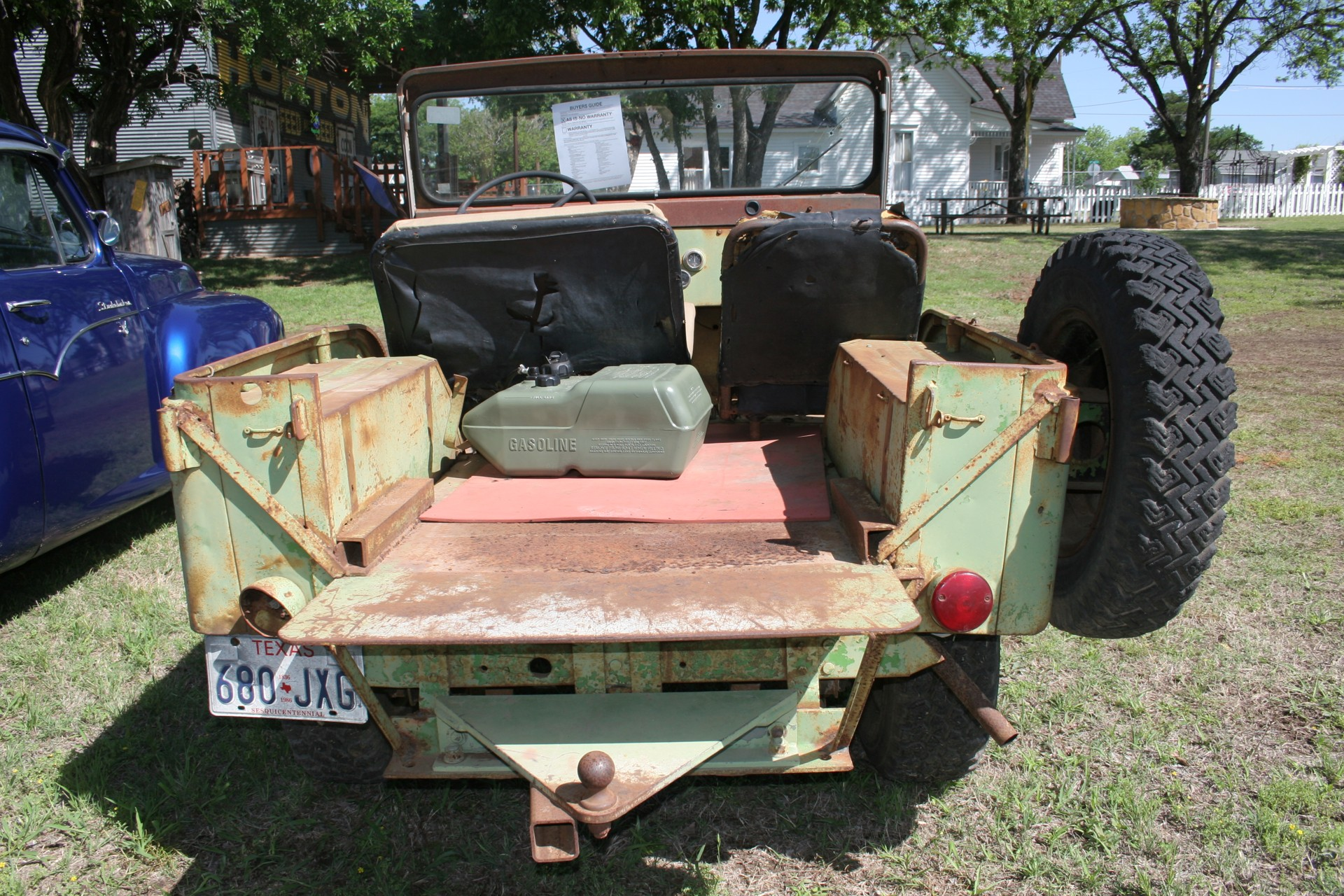 5th Image of a 1955 JEEP WILLYS