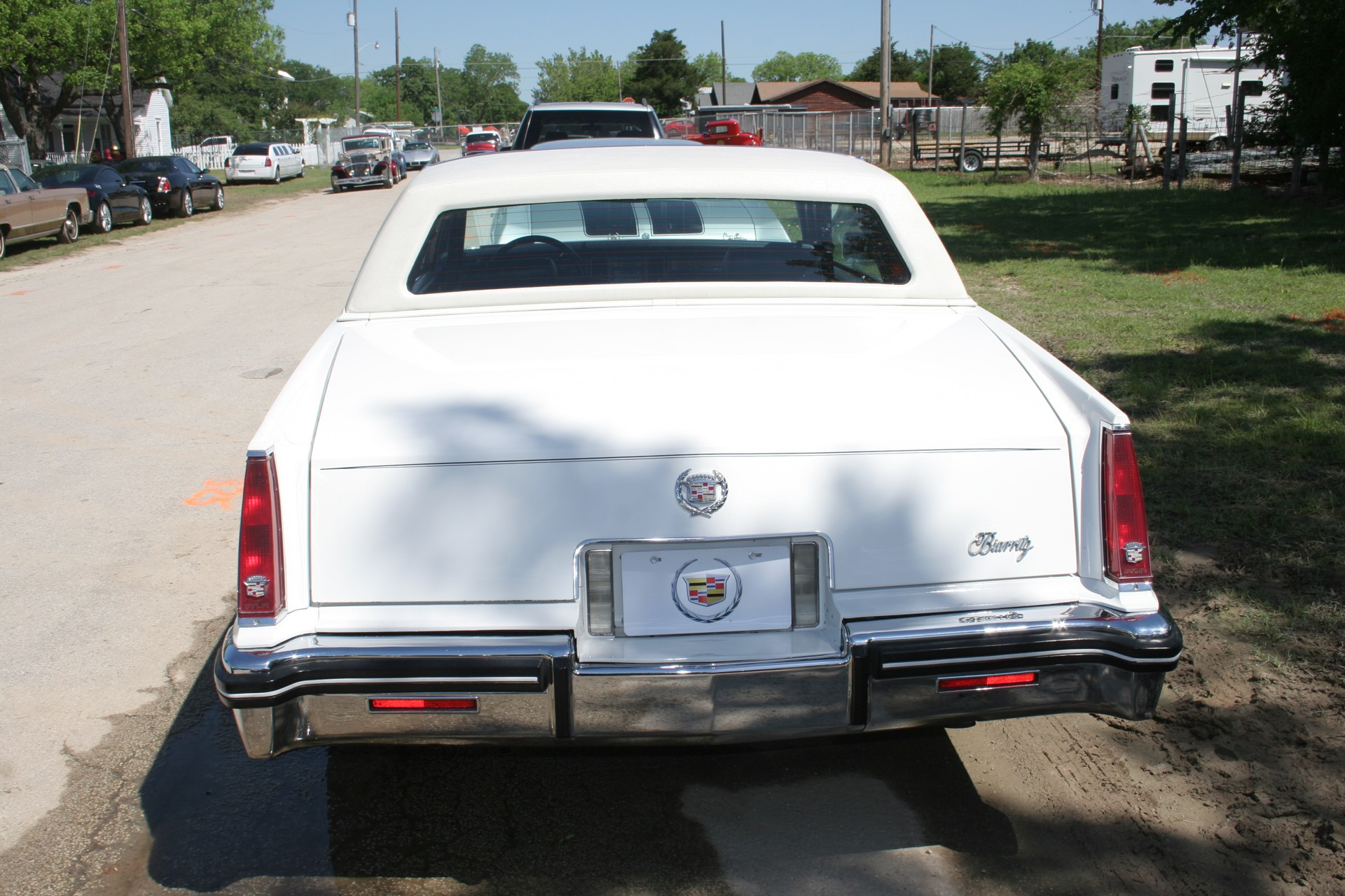 5th Image of a 1985 CADILLAC ELDORADO