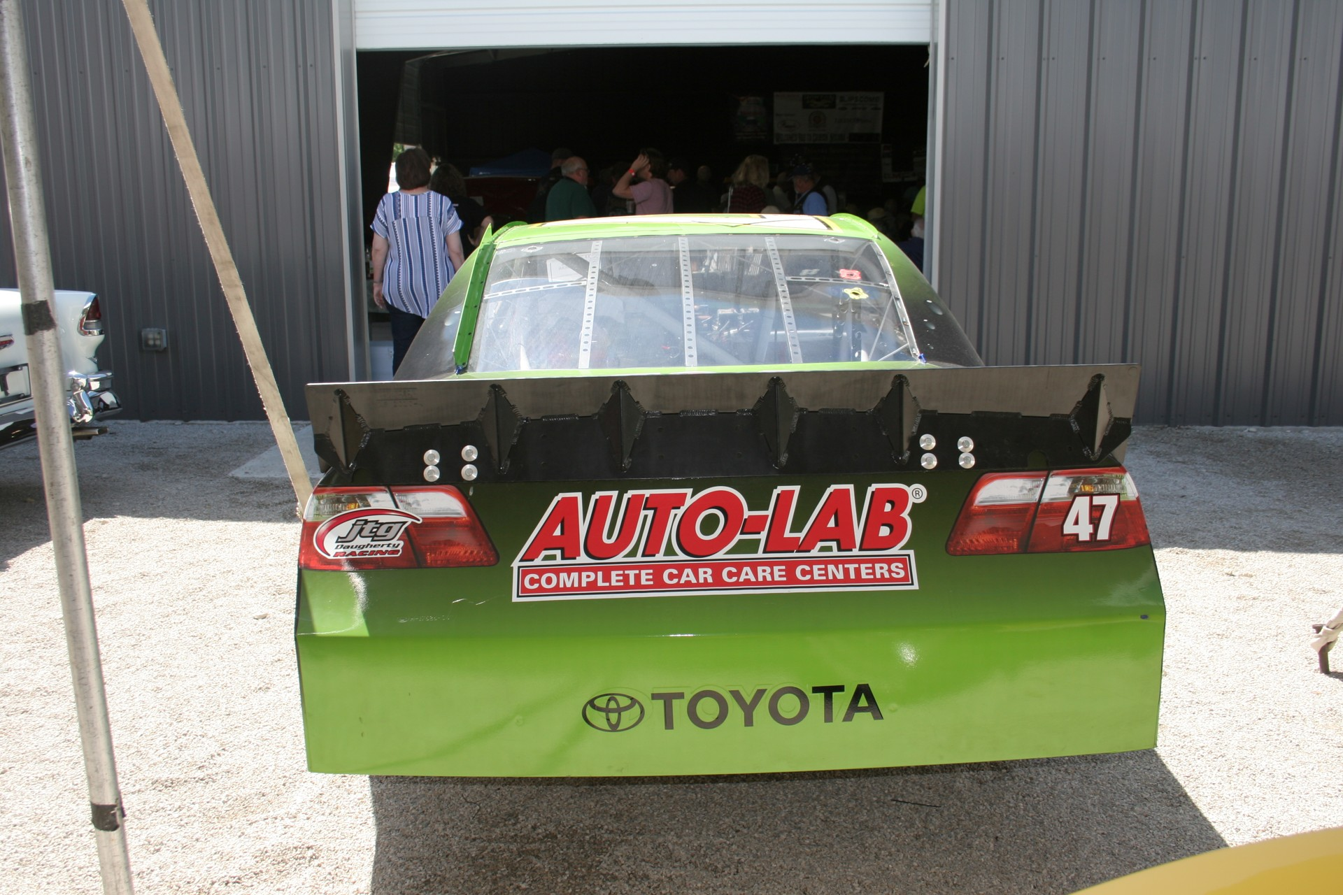 6th Image of a 2012 TOYOTA CAMRY NASCAR