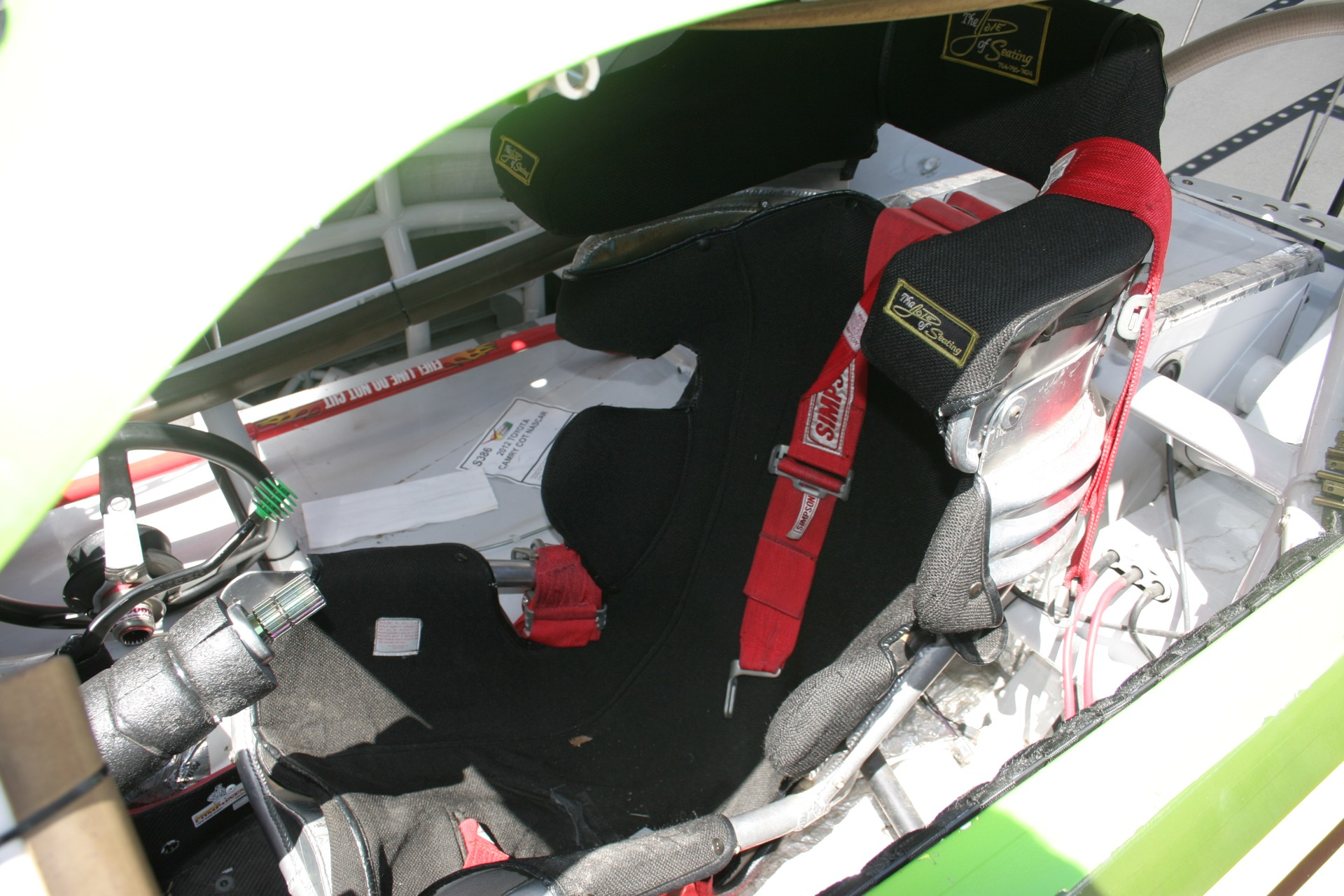 8th Image of a 2012 TOYOTA CAMRY NASCAR