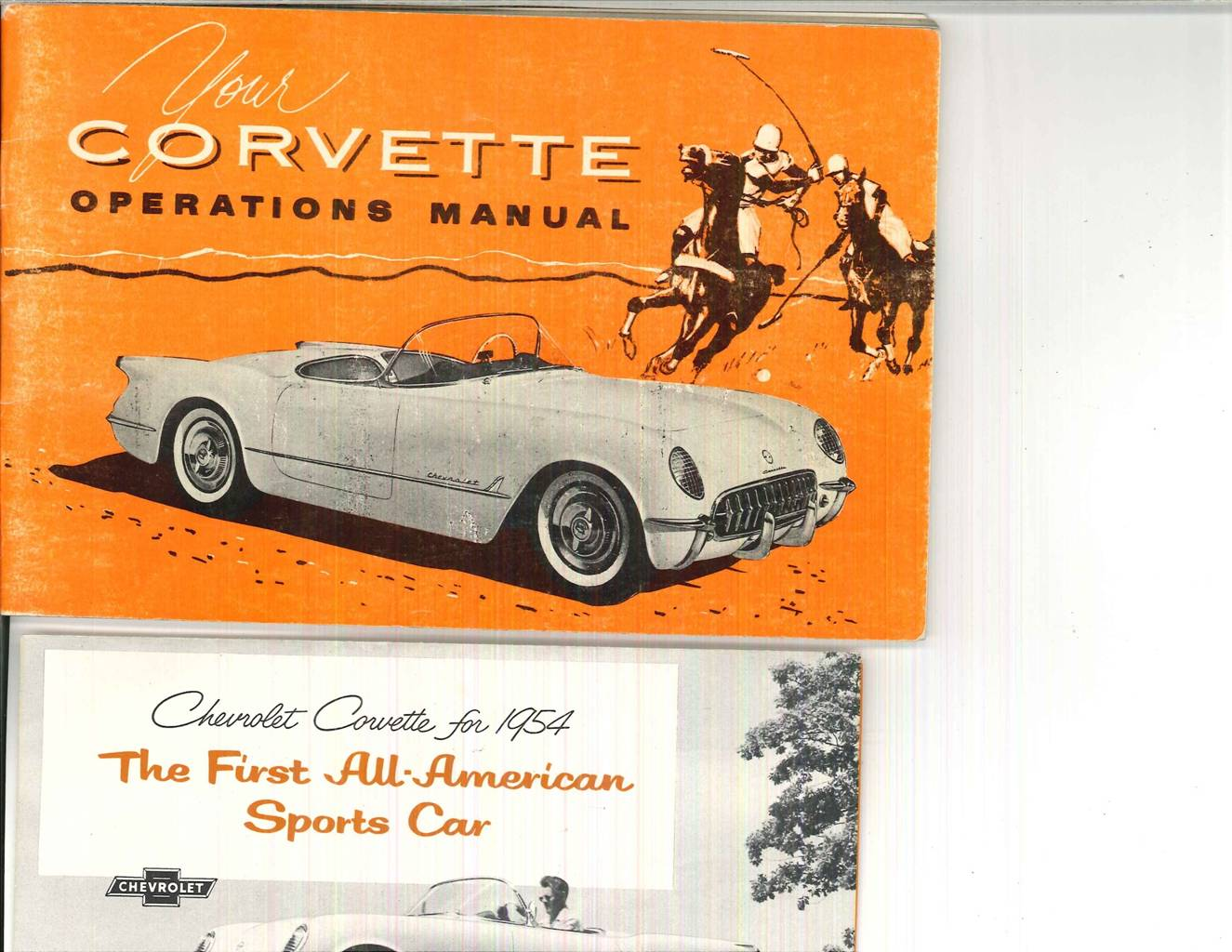 11th Image of a 1954 CHEVROLET CORVETTE