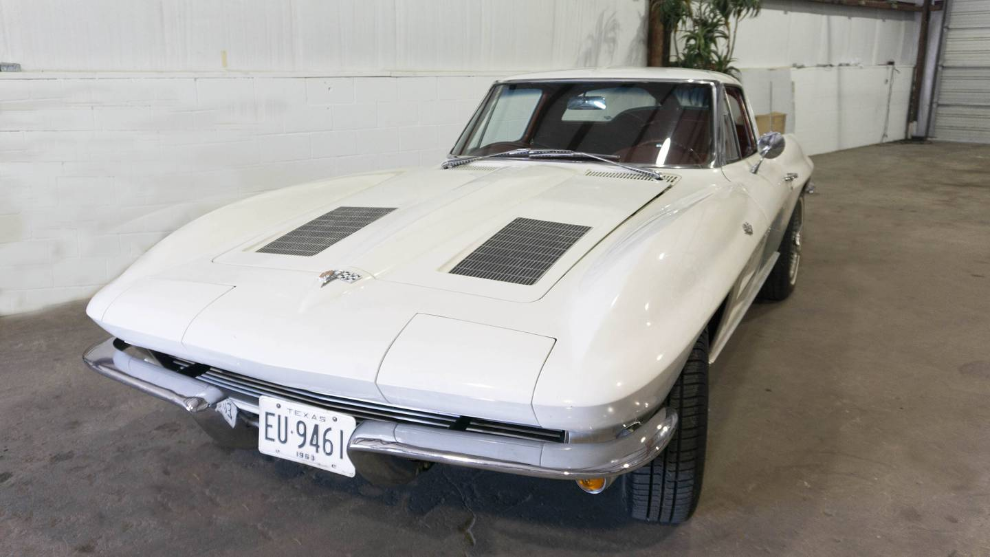 4th Image of a 1963 CHEVROLET CORVETTE