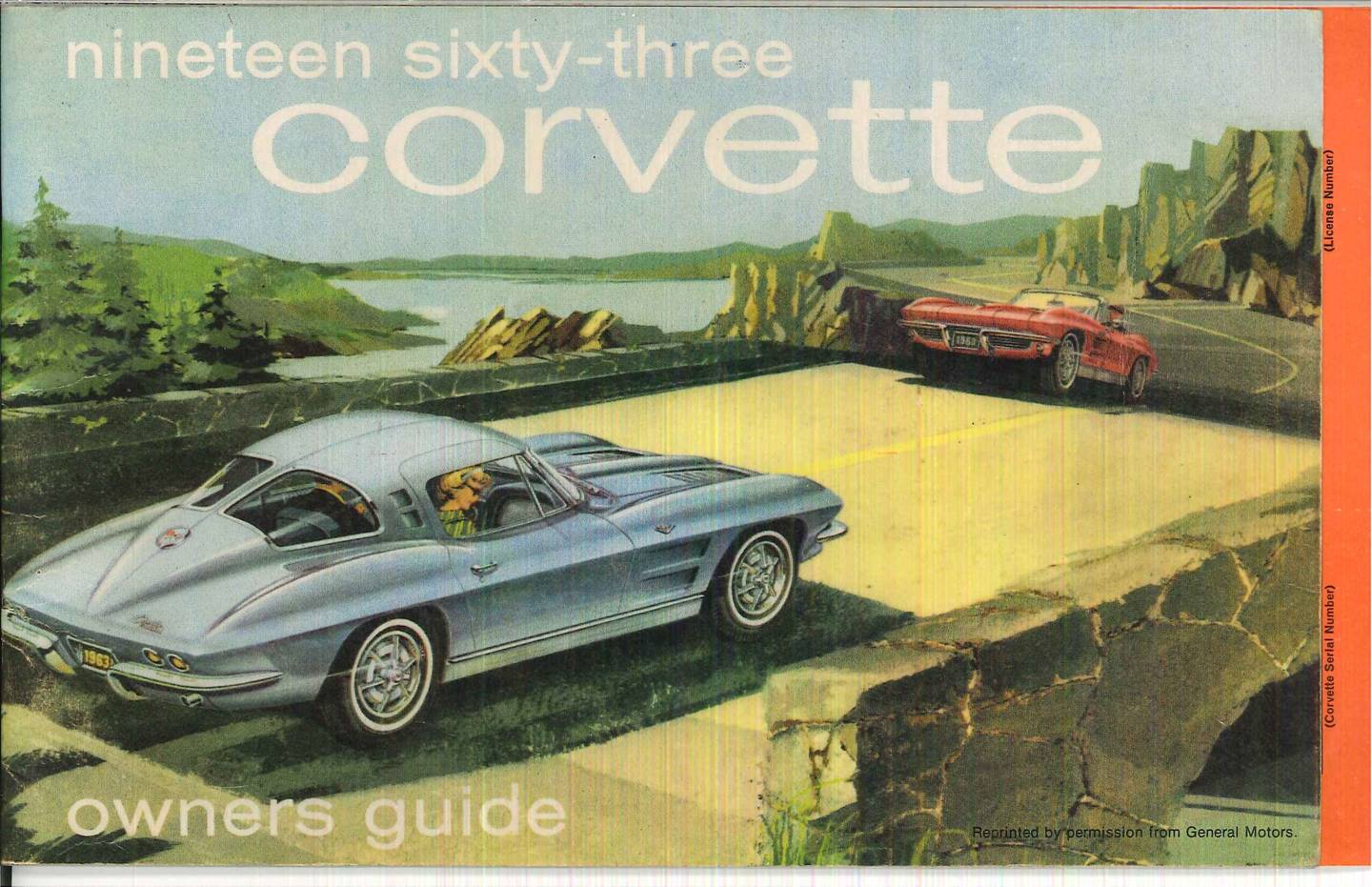 13th Image of a 1963 CHEVROLET CORVETTE