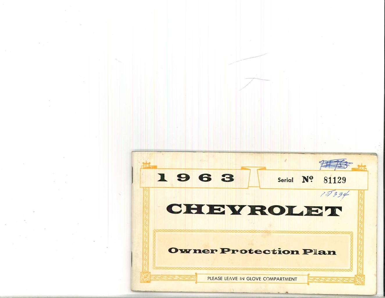 14th Image of a 1963 CHEVROLET CORVETTE