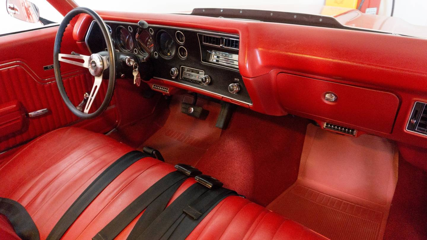 4th Image of a 1970 CHEVROLET CHEVELLE