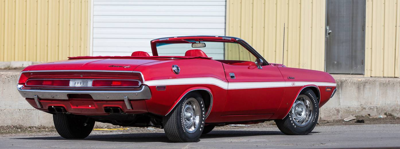 18th Image of a 1970 DODGE CHALLENGER