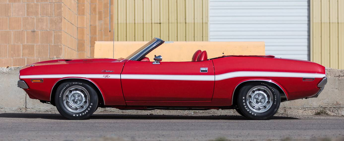 17th Image of a 1970 DODGE CHALLENGER