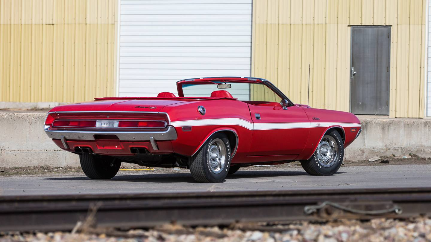 6th Image of a 1970 DODGE CHALLENGER