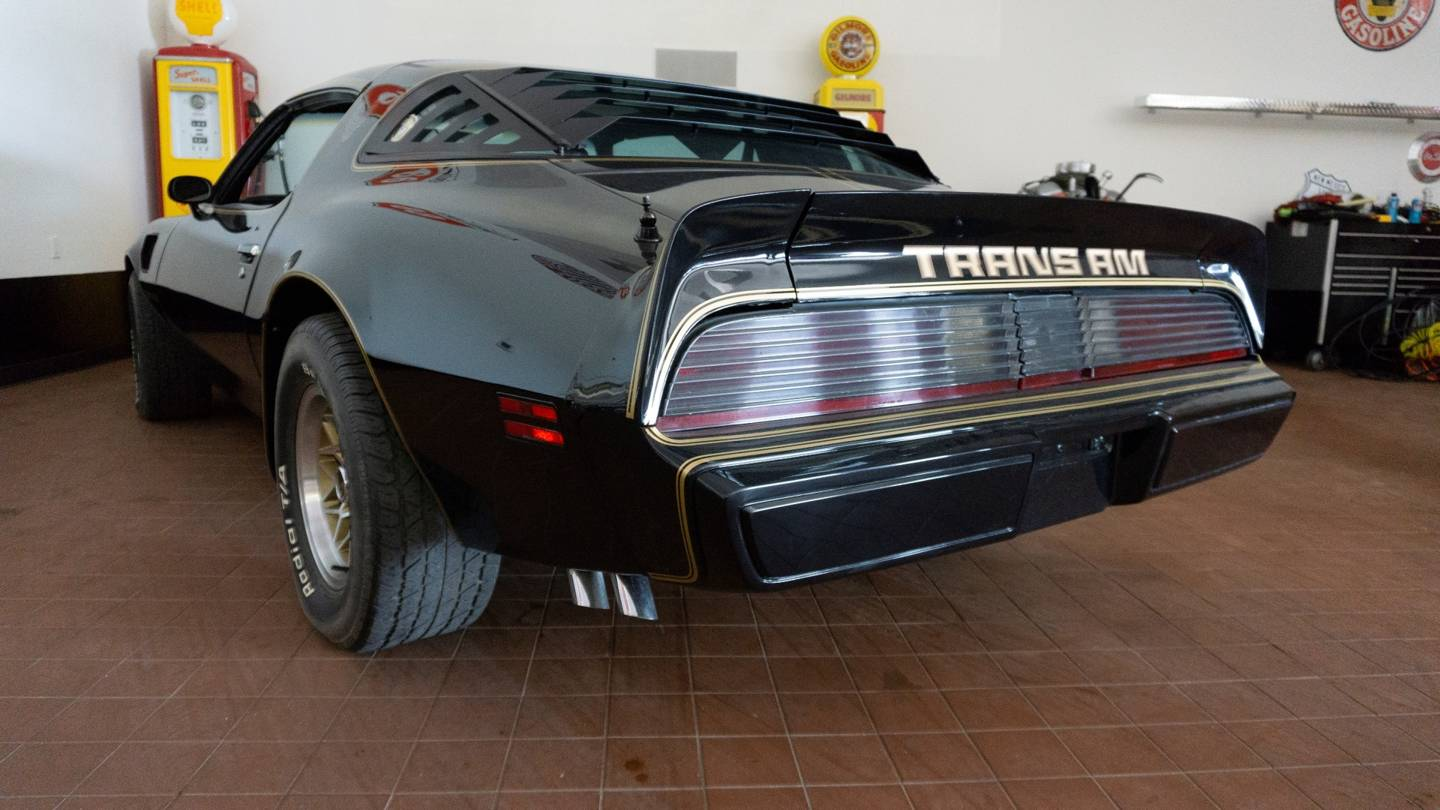 4th Image of a 1979 PONTIAC TRANS AM