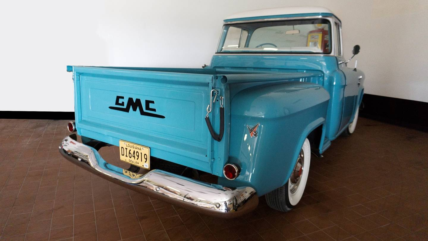 3rd Image of a 1957 GMC PICKUP