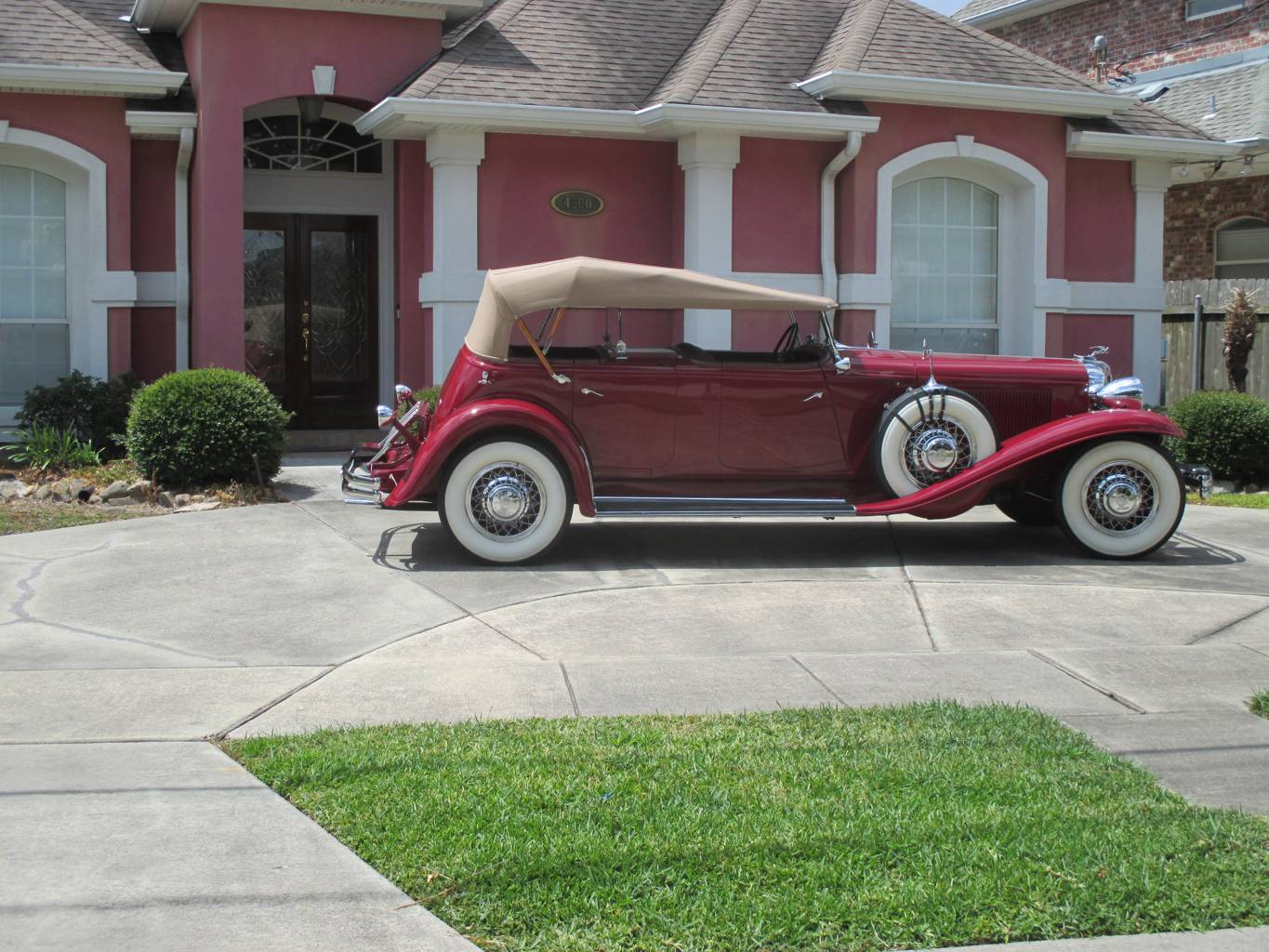 7th Image of a 1931 CHRYSLER DUALCOWL PHAETON