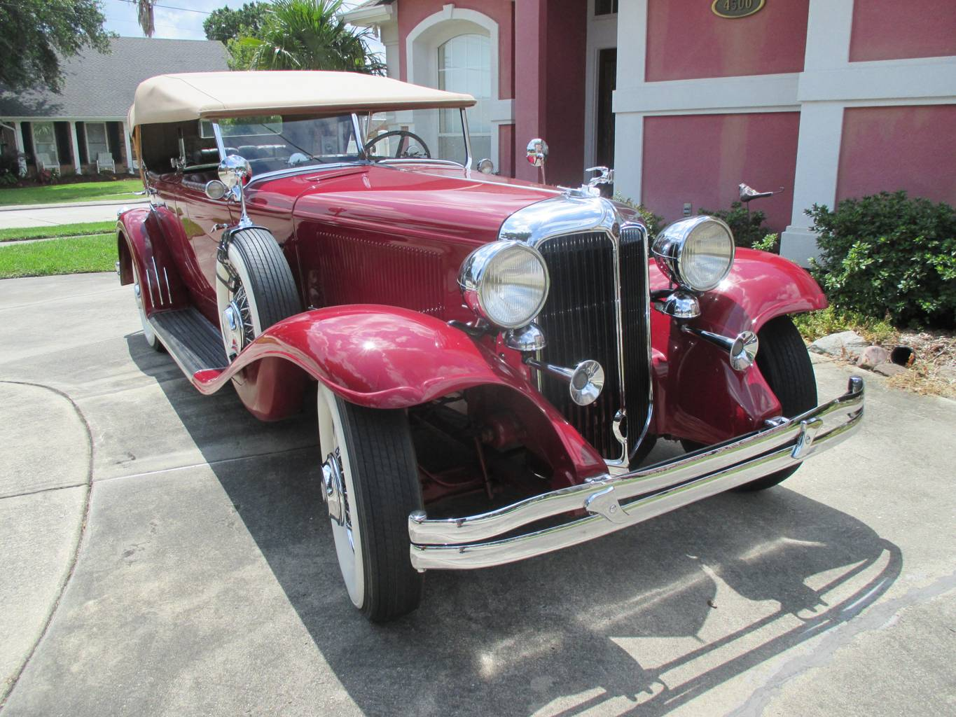 9th Image of a 1931 CHRYSLER DUALCOWL PHAETON