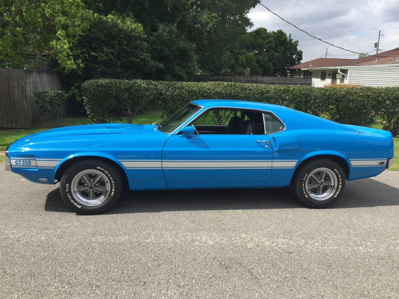 2nd Image of a 1969 FORD SHELBY GT 350